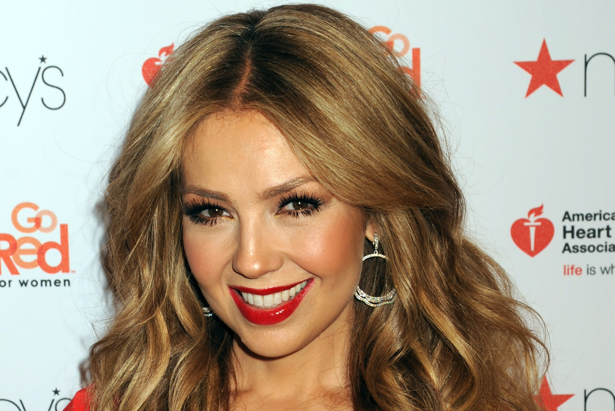 Thalia Go Red (3)