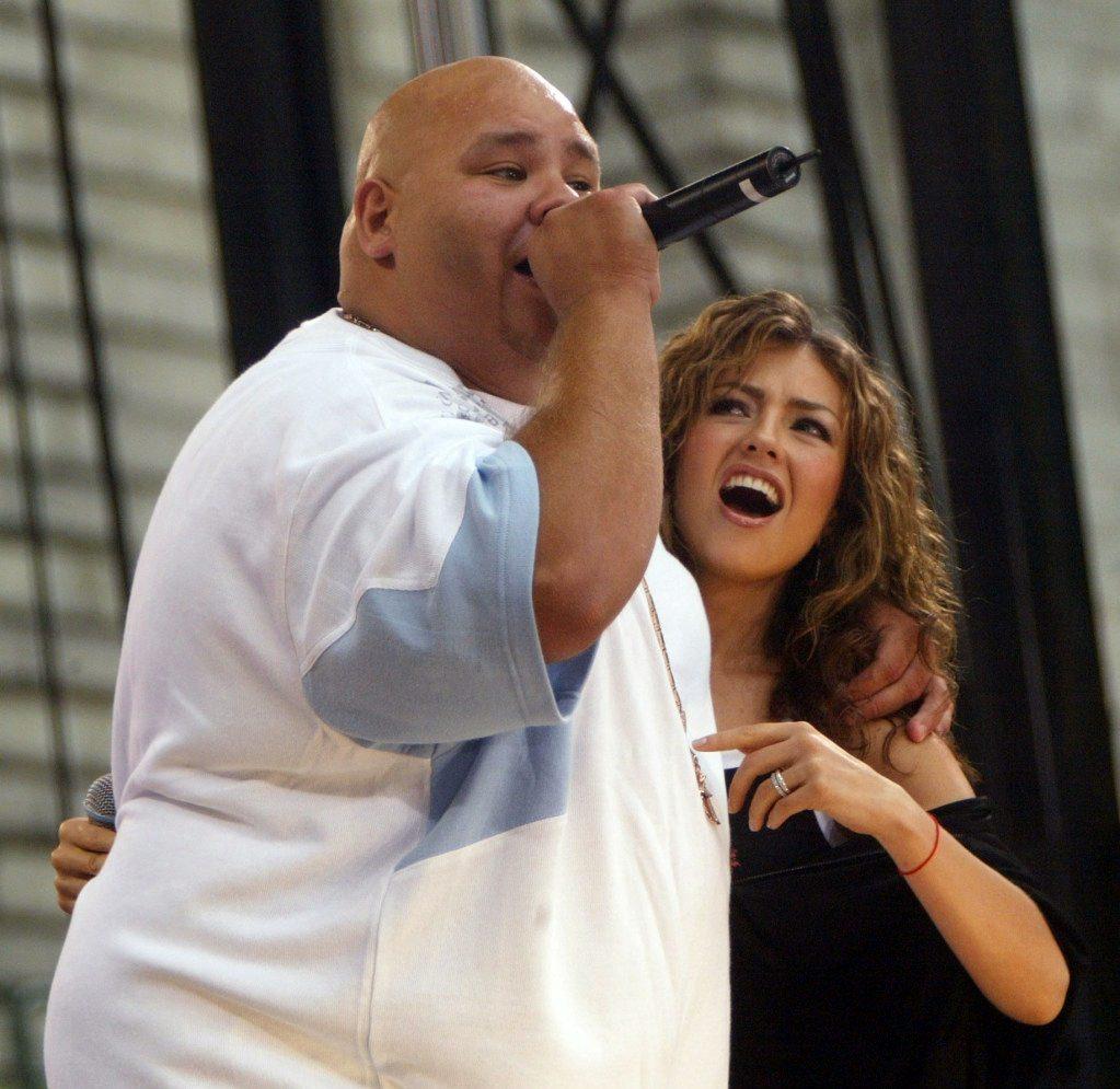 Thalia con Fat Joe