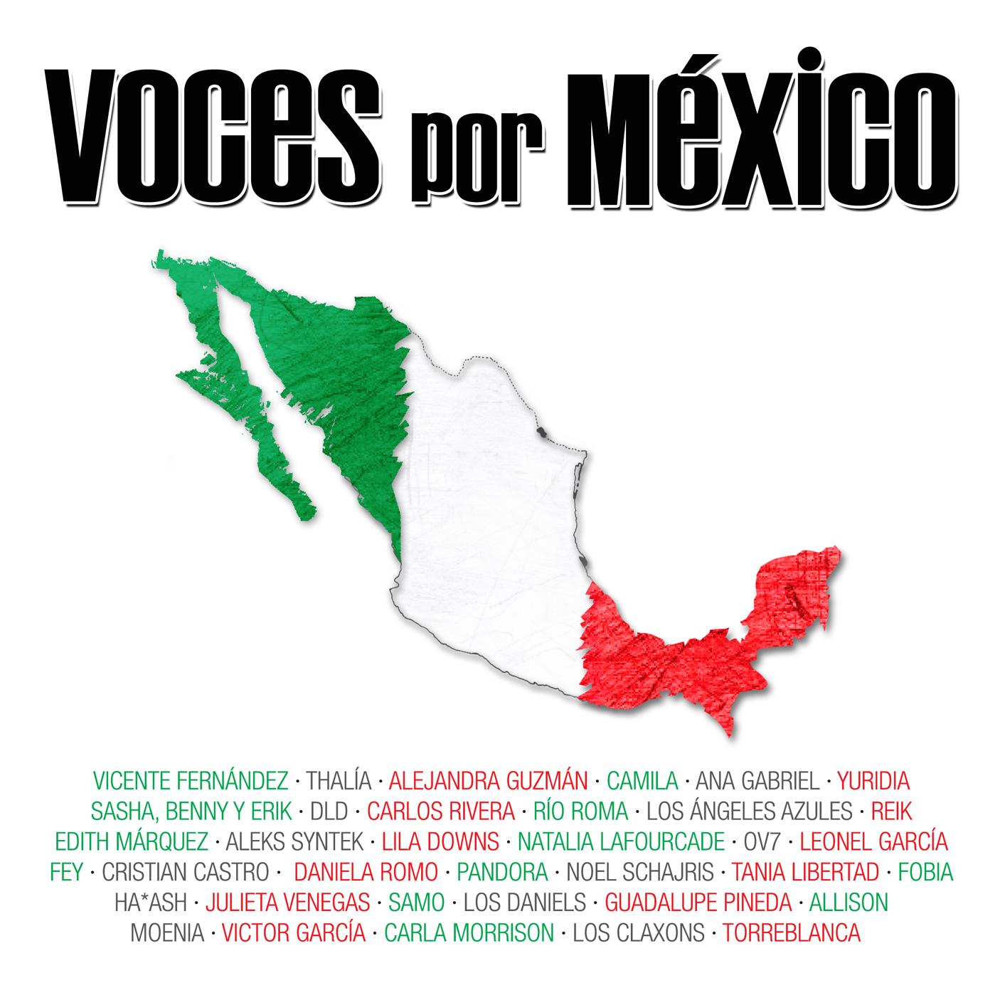 Voces por Mexico