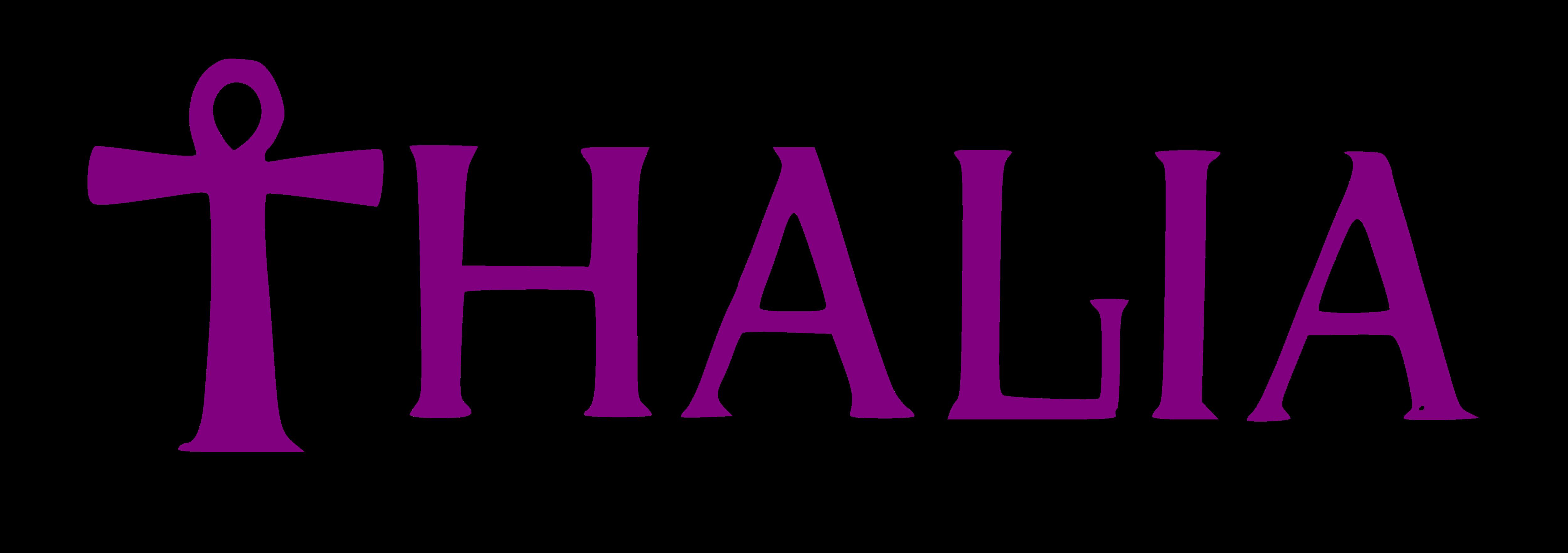 Logo de Thalía utilizado en el álbum «Love»