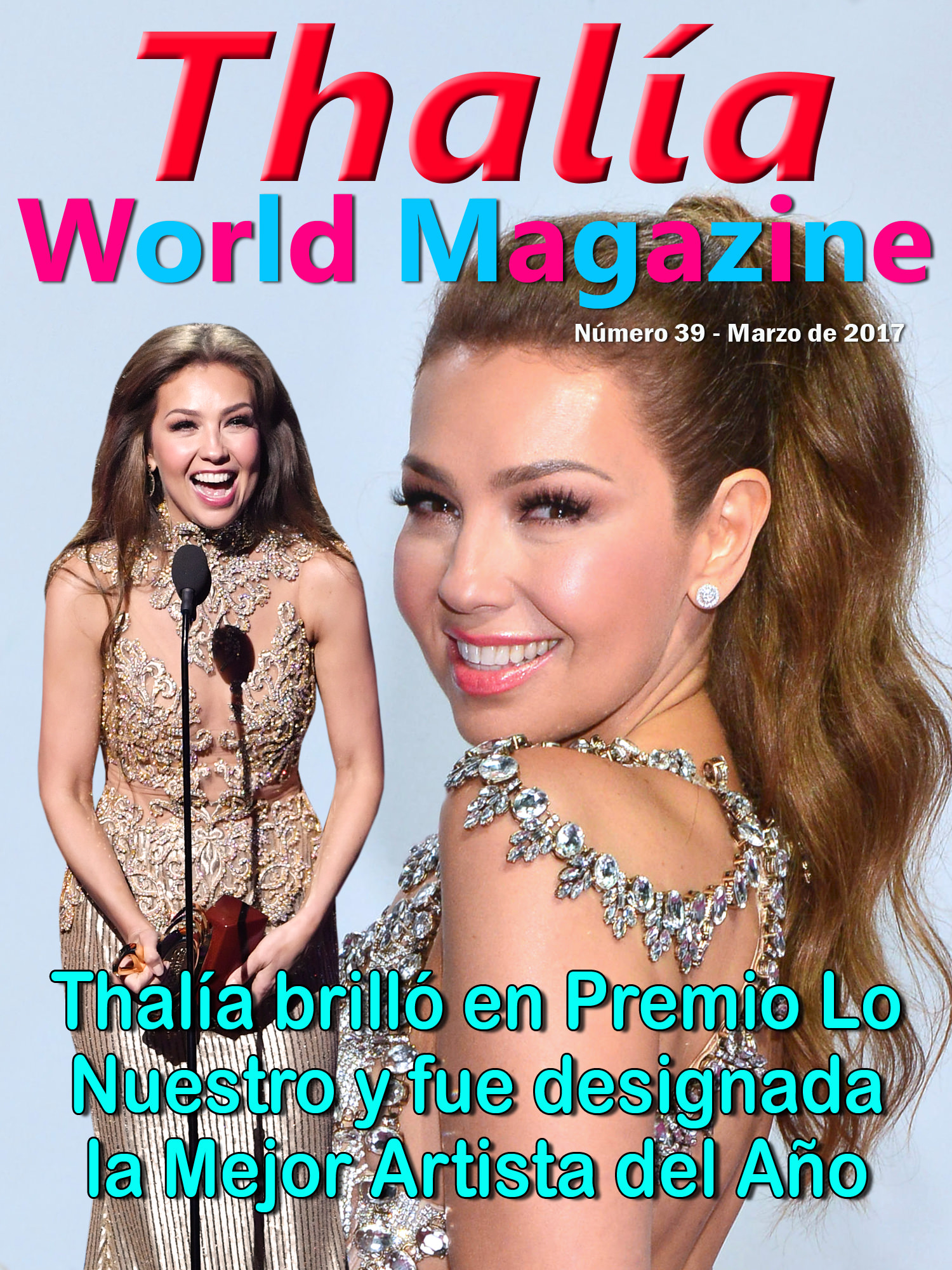 Thalia World Magazine 39