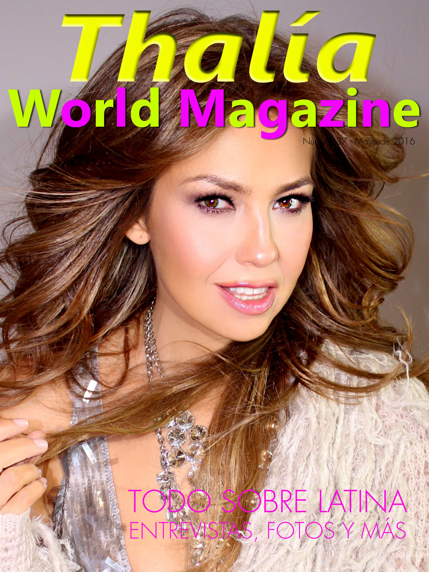 Thalia World Magazine 37