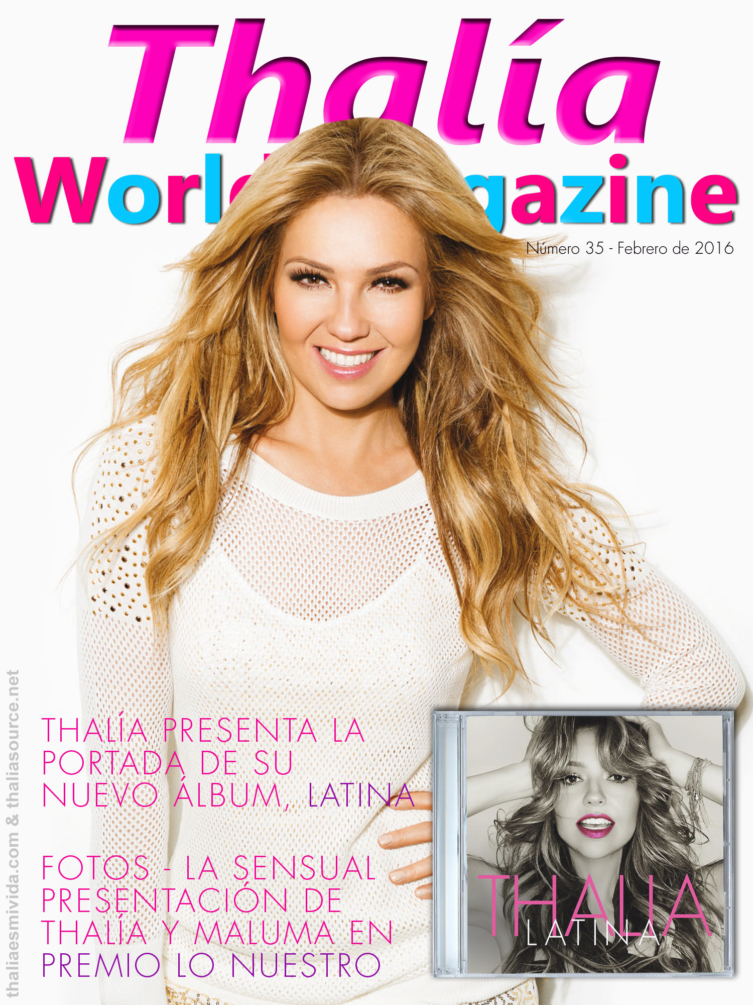 Thalia World Magazine 35