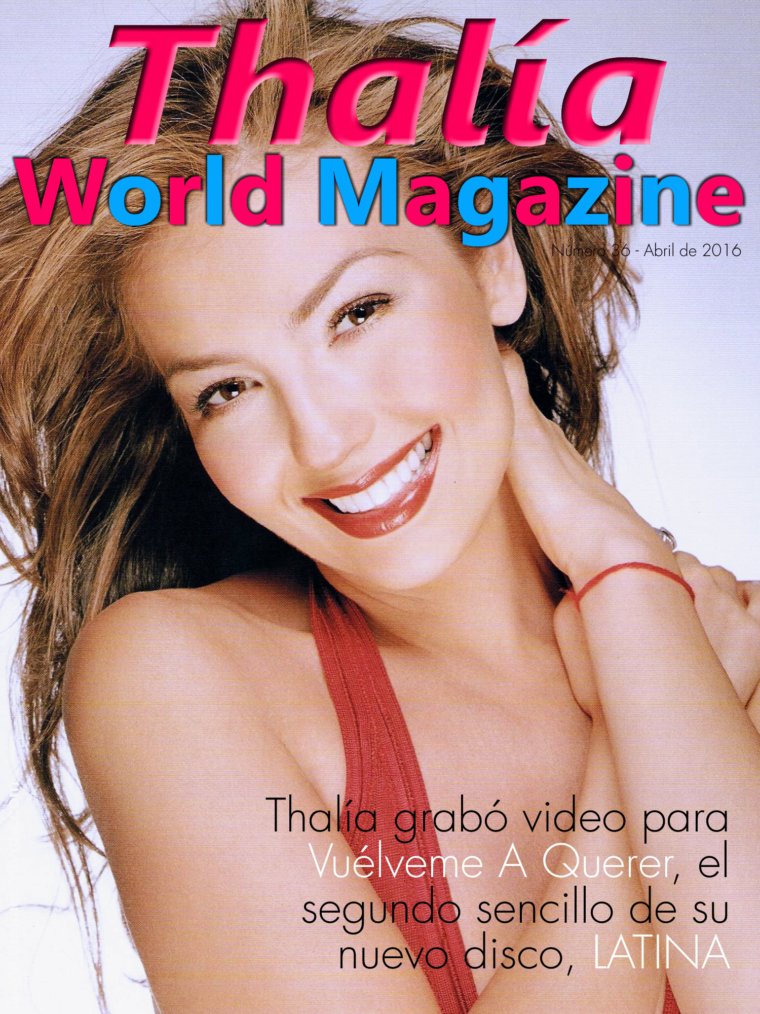 Thalia World Magazine 36