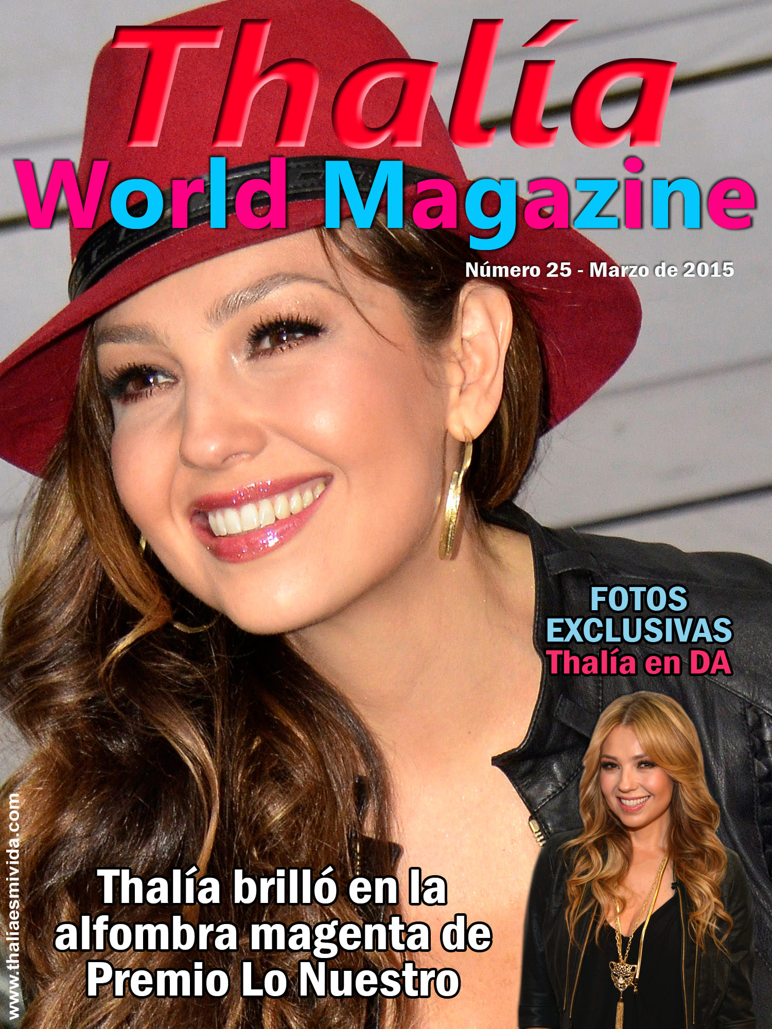 Thalia World Magazine 25