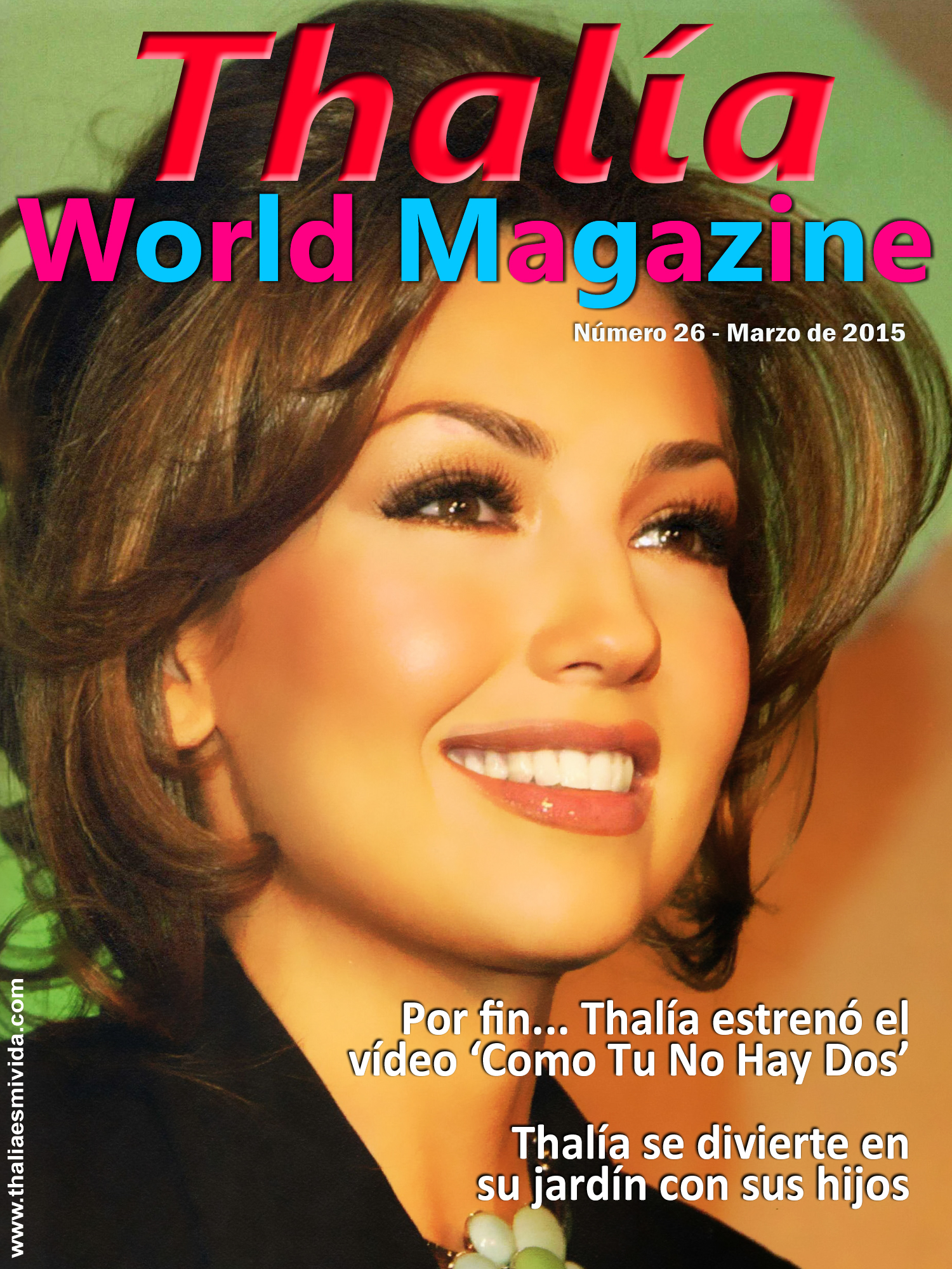Thalia World Magazine 26