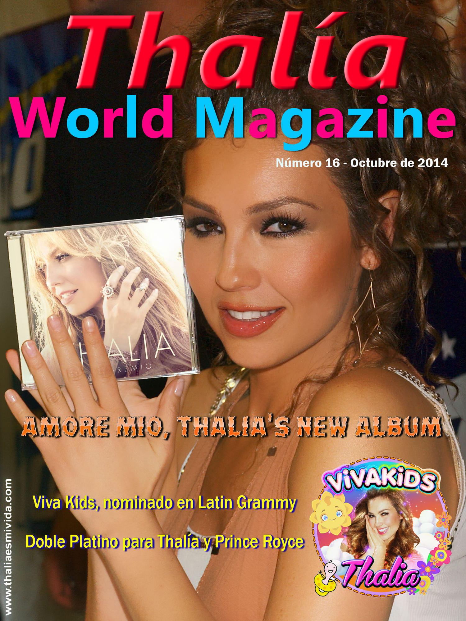 Thalia World Magazine 16
