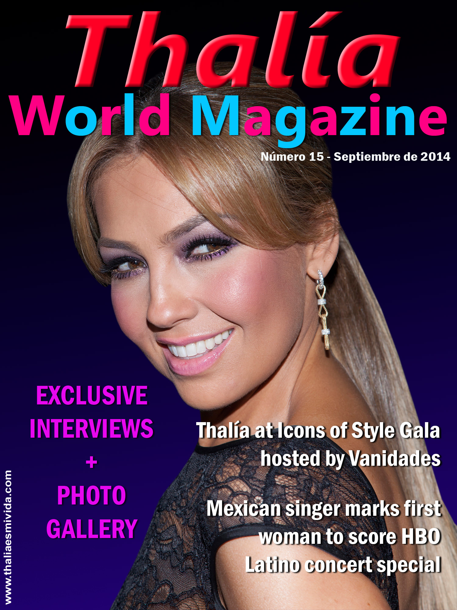 Thalia World Magazine 15