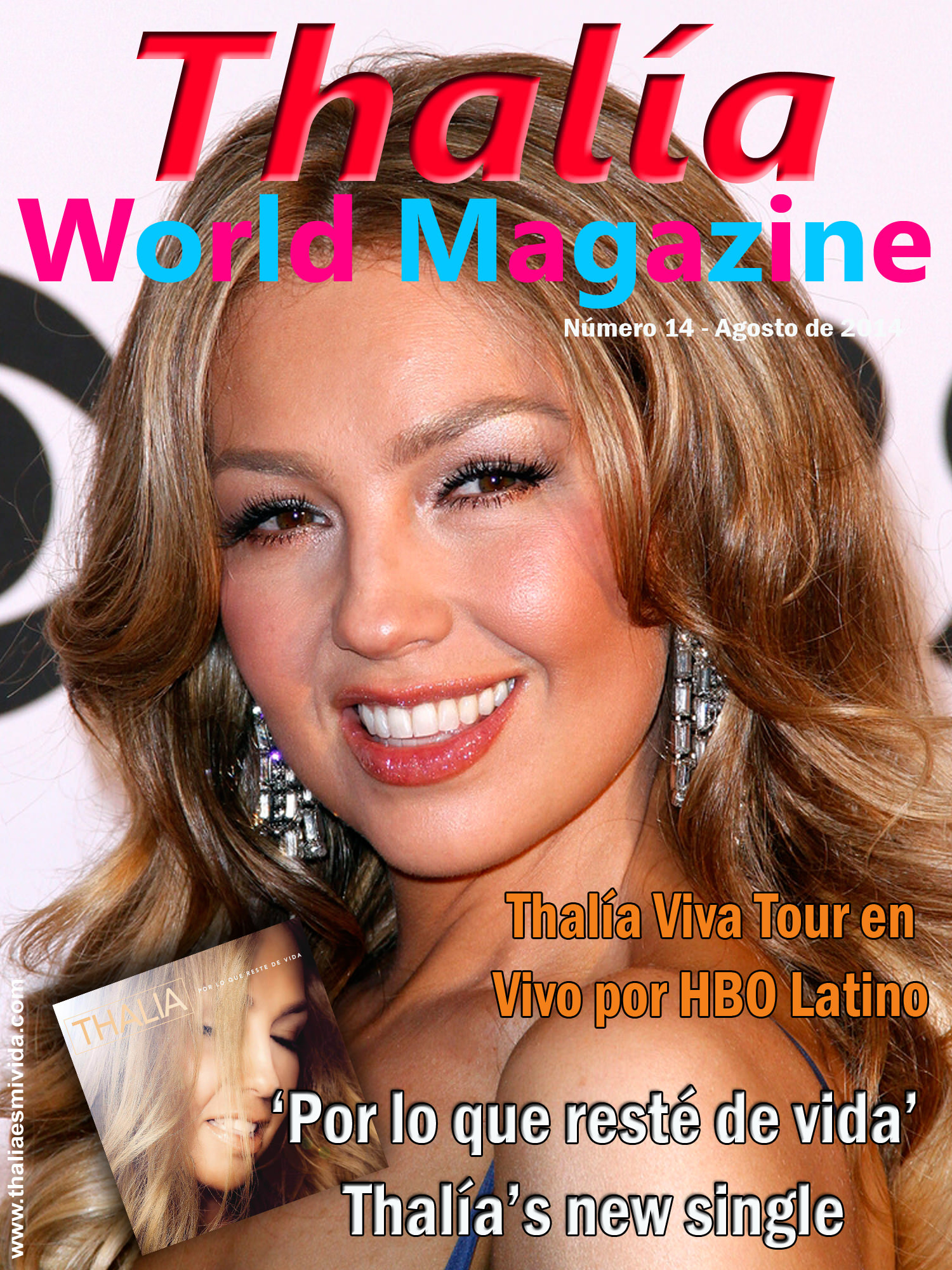 Thalia World Magazine 14
