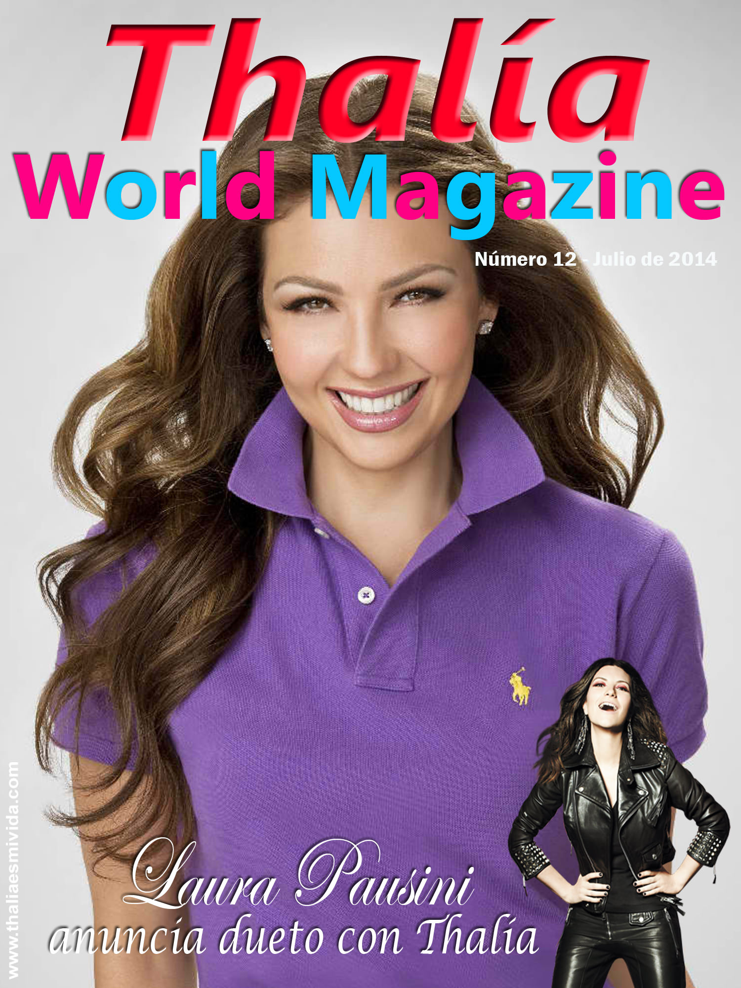 Thalia World Magazine 12