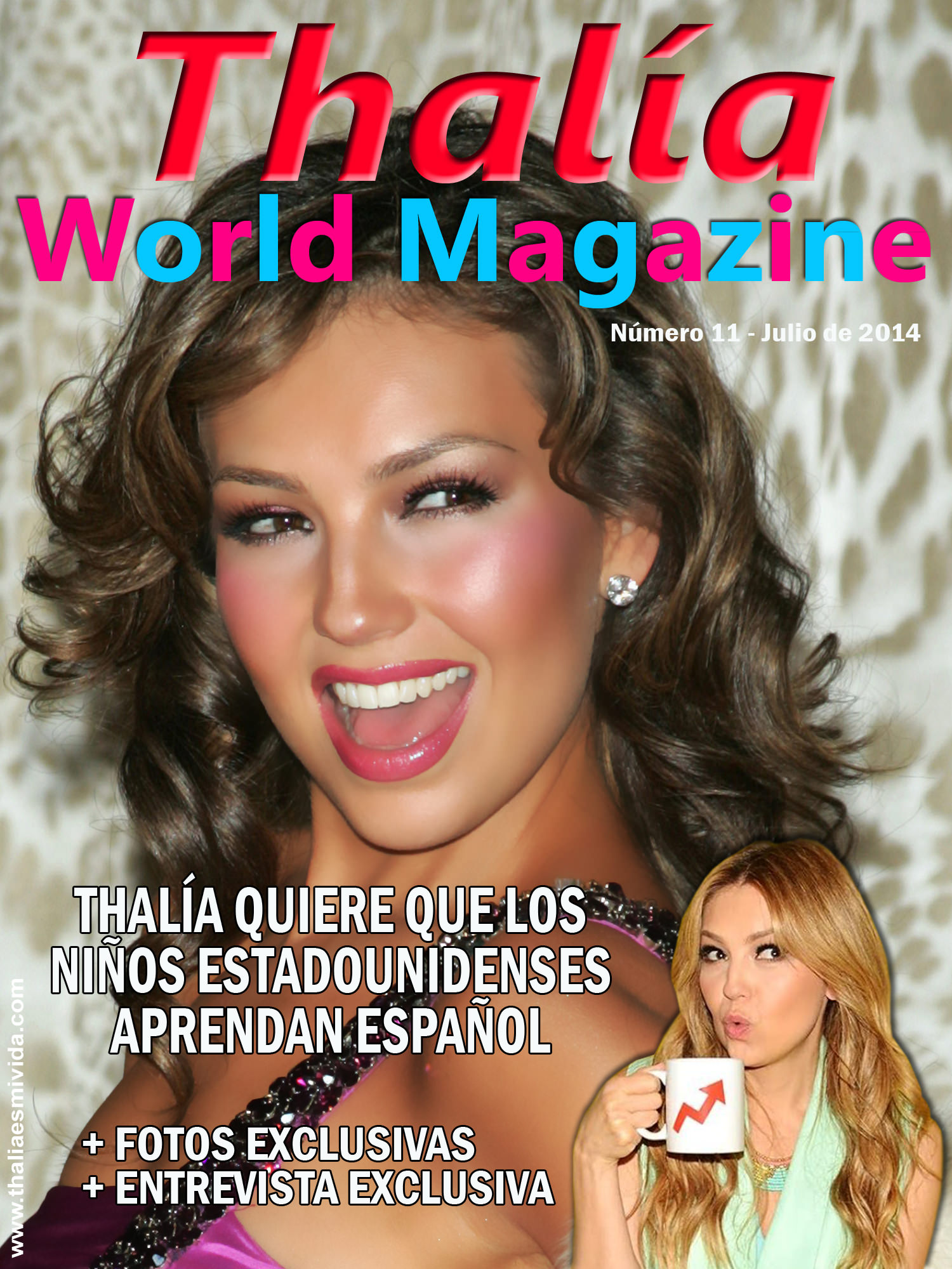 Thalia World Magazine 11