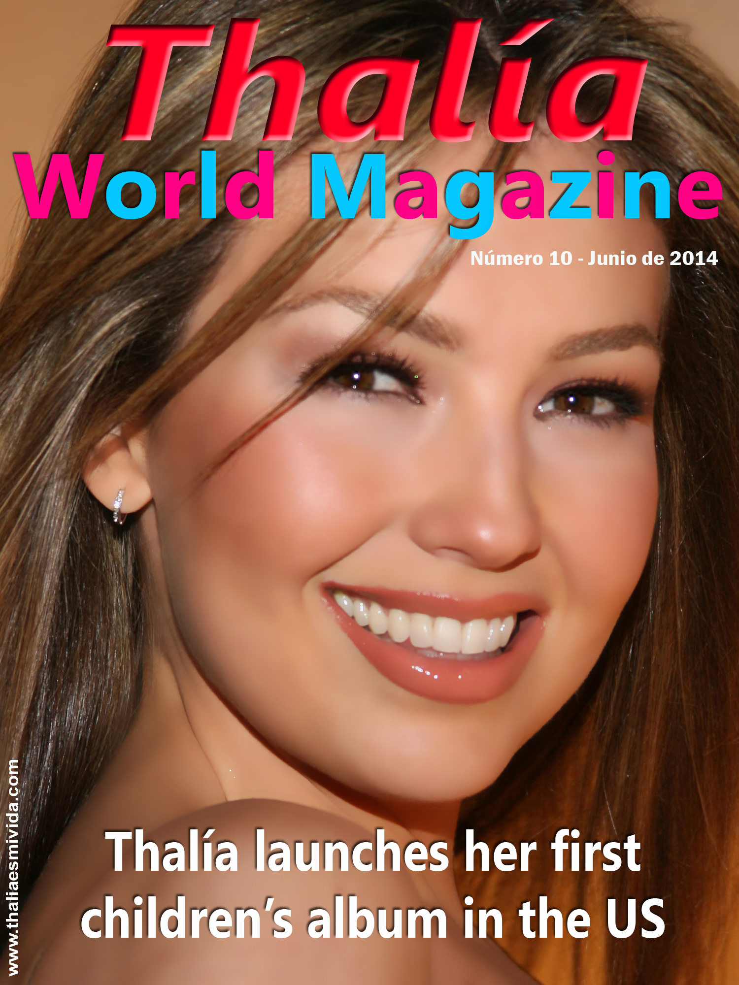 Thalia World Magazine 10