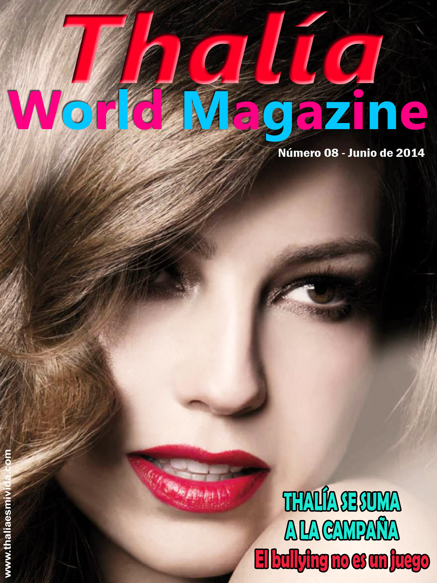 Thalia World Magazine 8