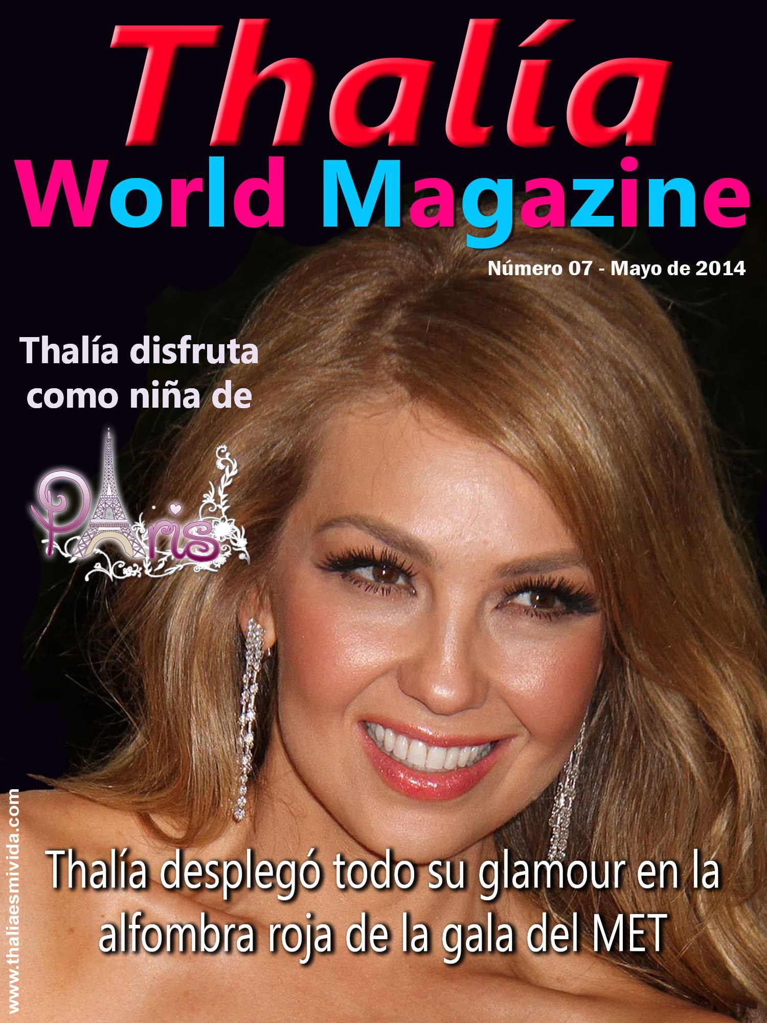 Thalia World Magazine 7