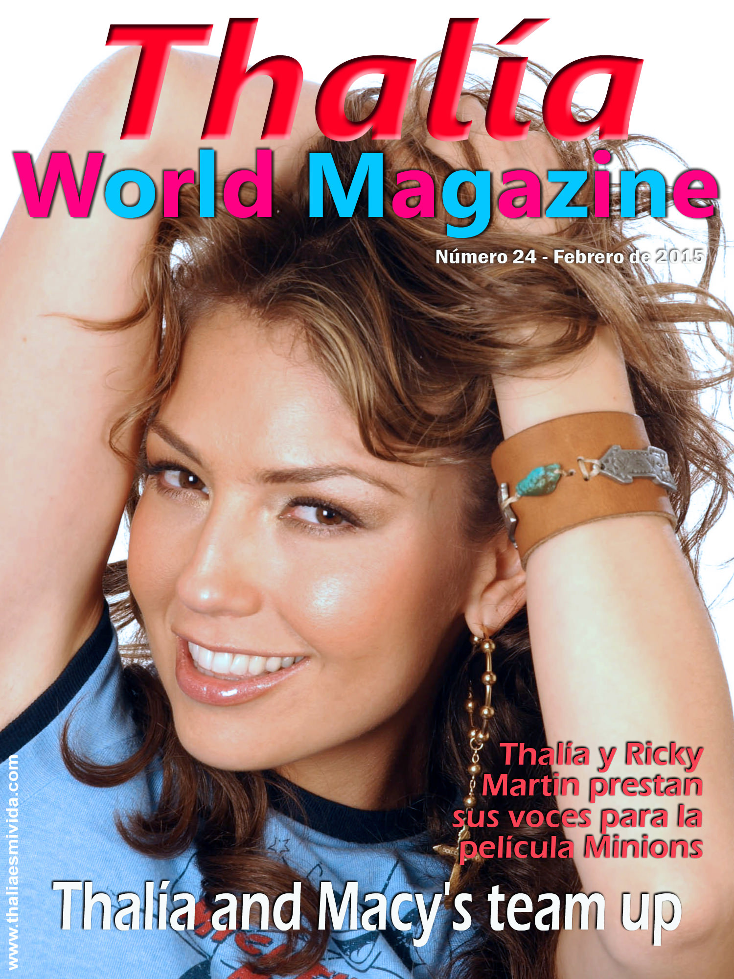 Thalia World Magazine 24