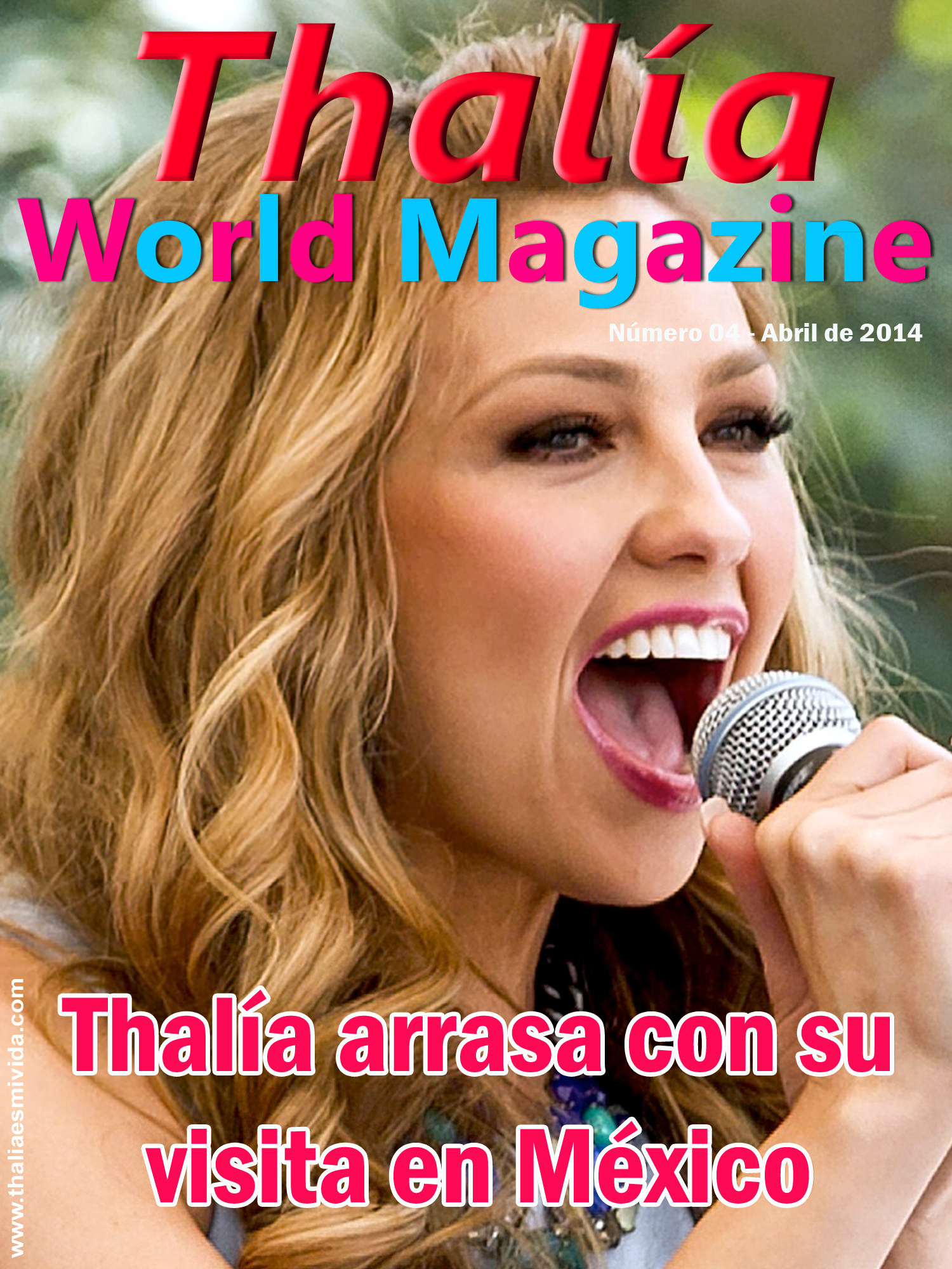 Thalia World Magazine 4