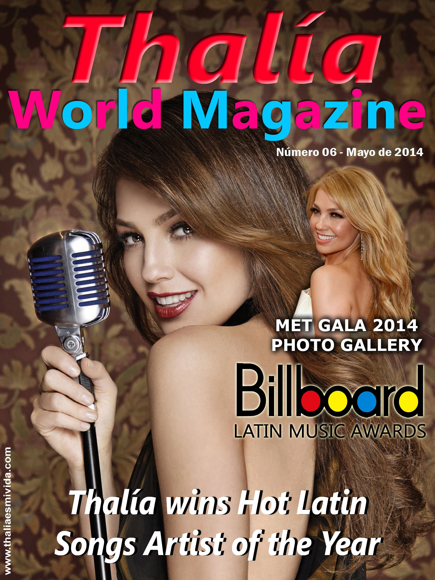 Thalia World Magazine 6