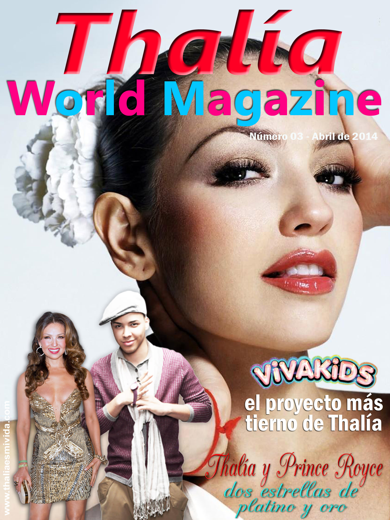 Thalia World Magazine 3