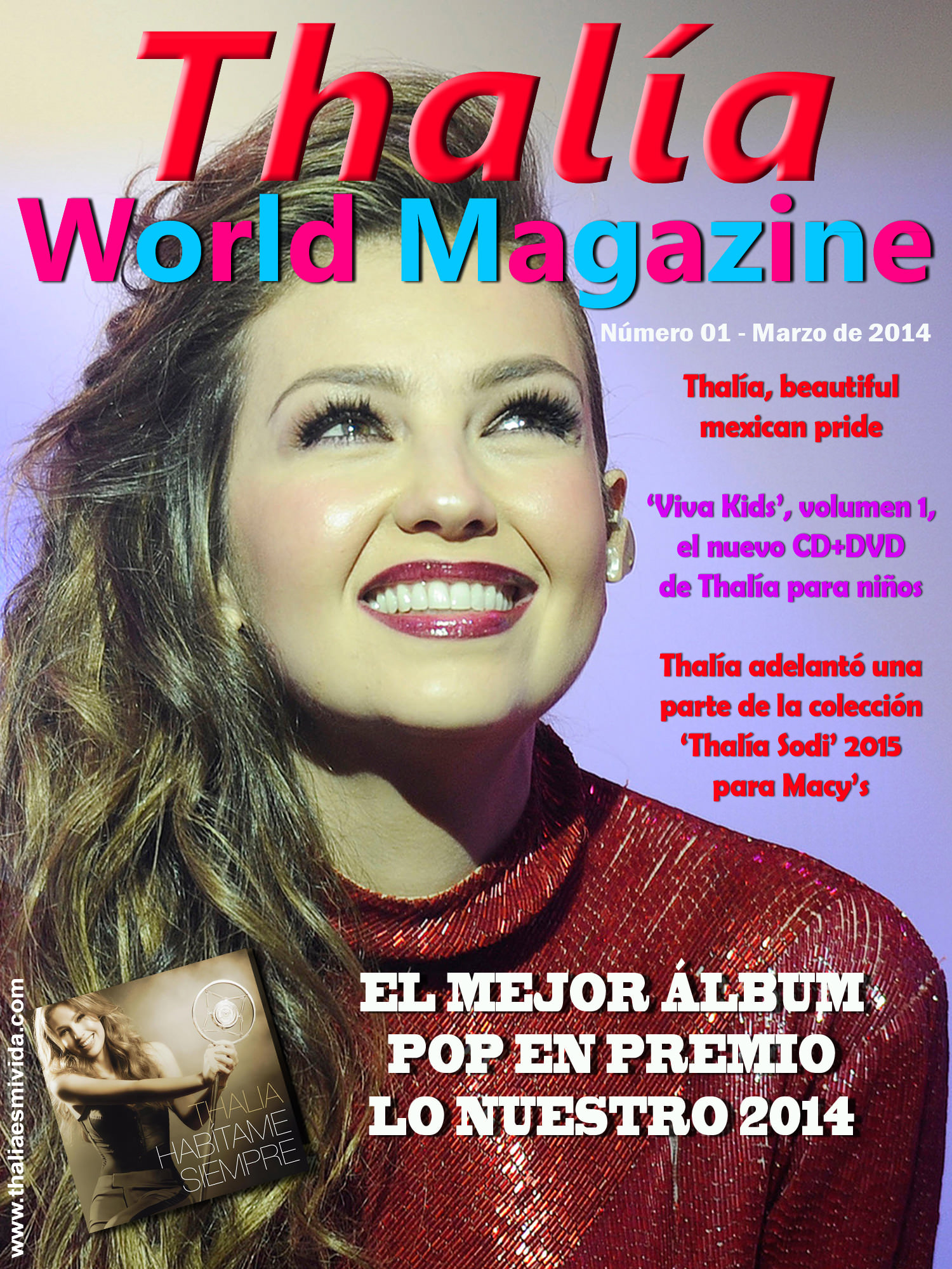 Thalia World Magazine 1