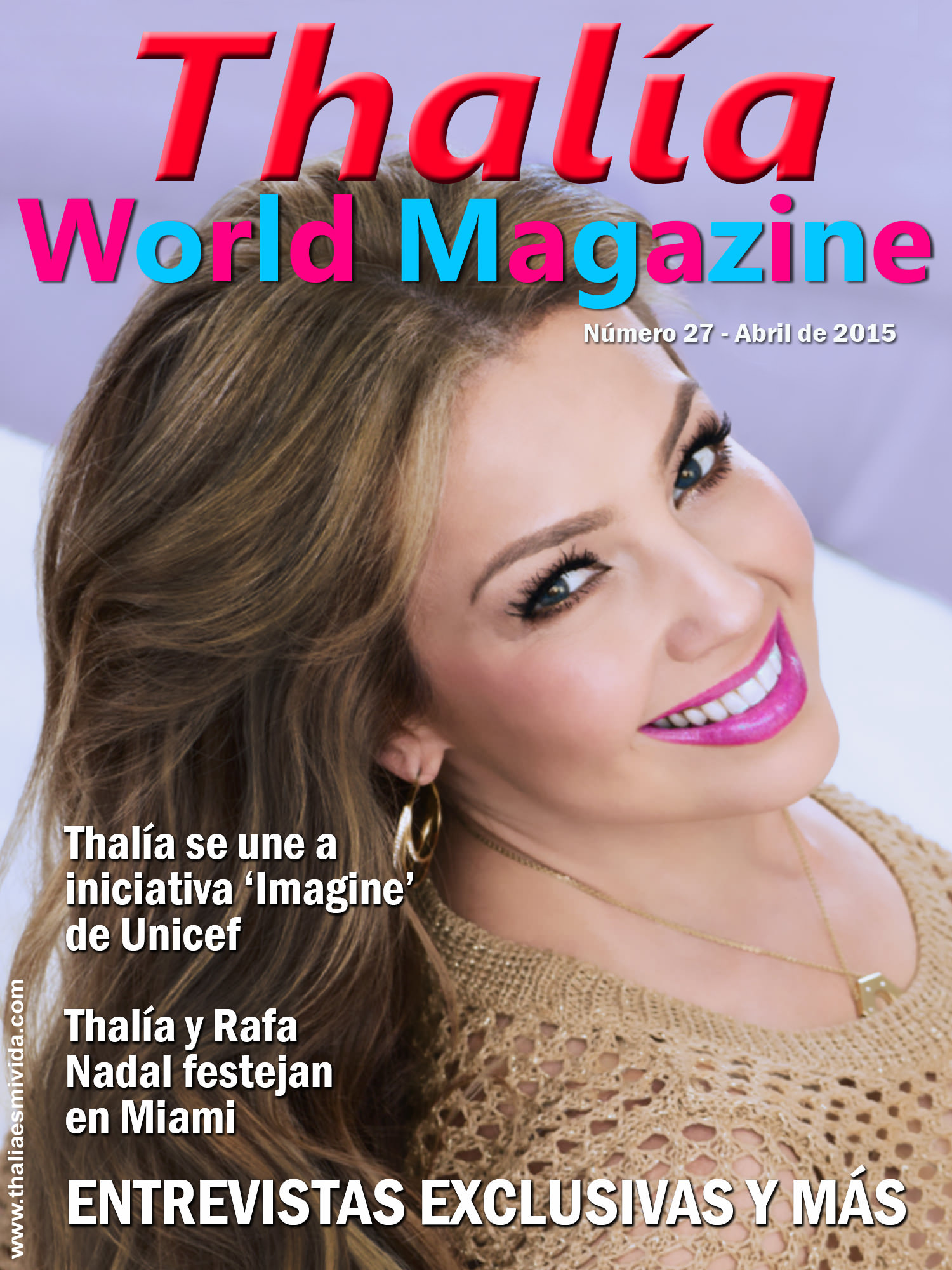 Thalia World Magazine 27