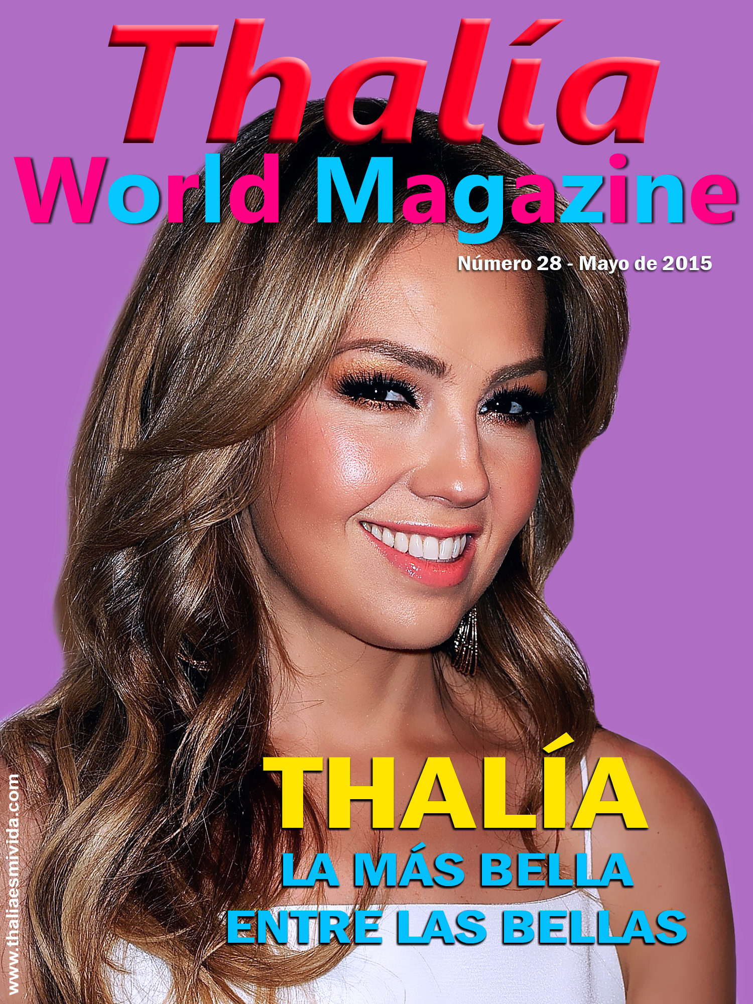 Thalia World Magazine 28