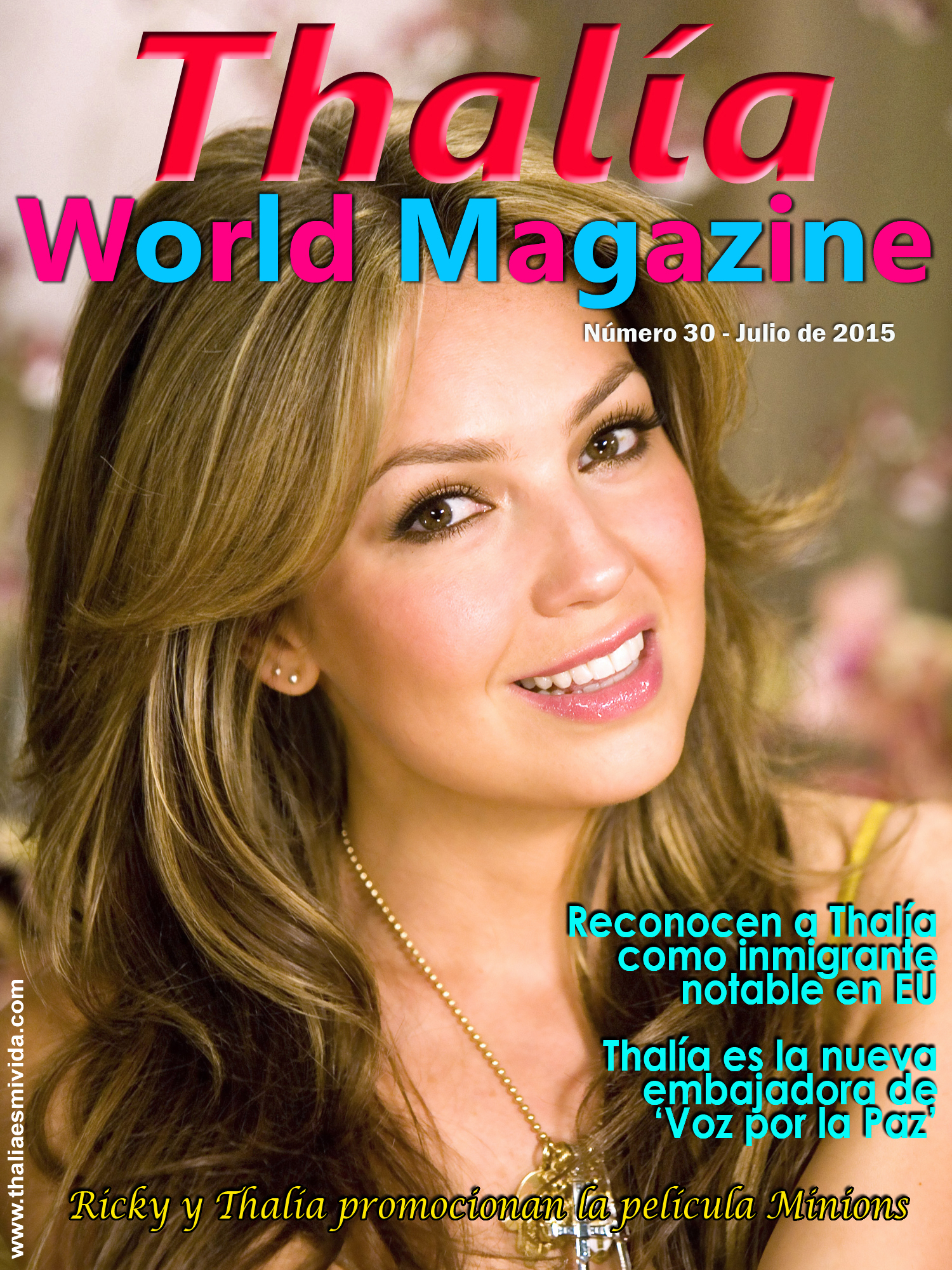 Thalia World Magazine 30