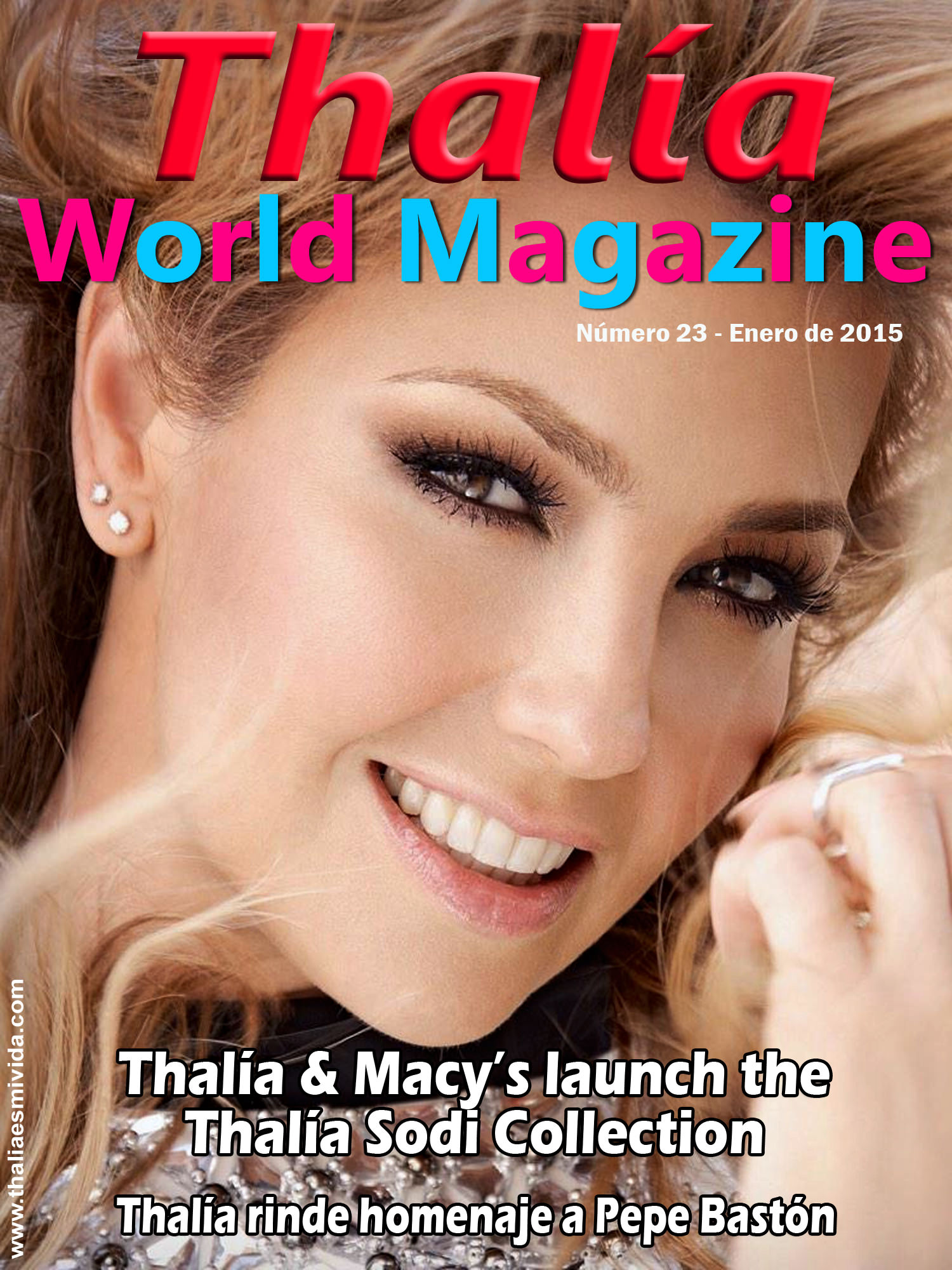 Thalia World Magazine 23