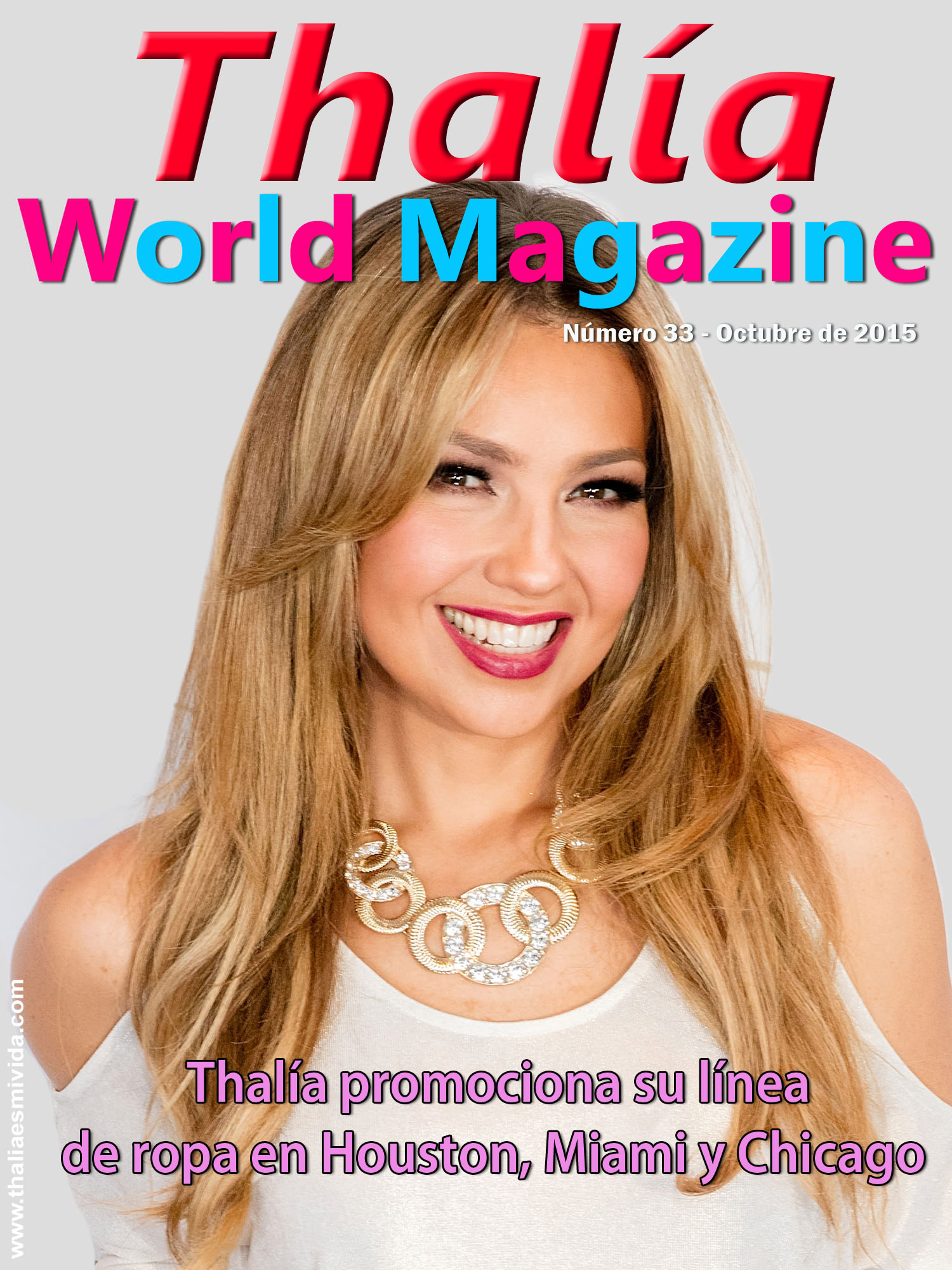 Thalia World Magazine 33