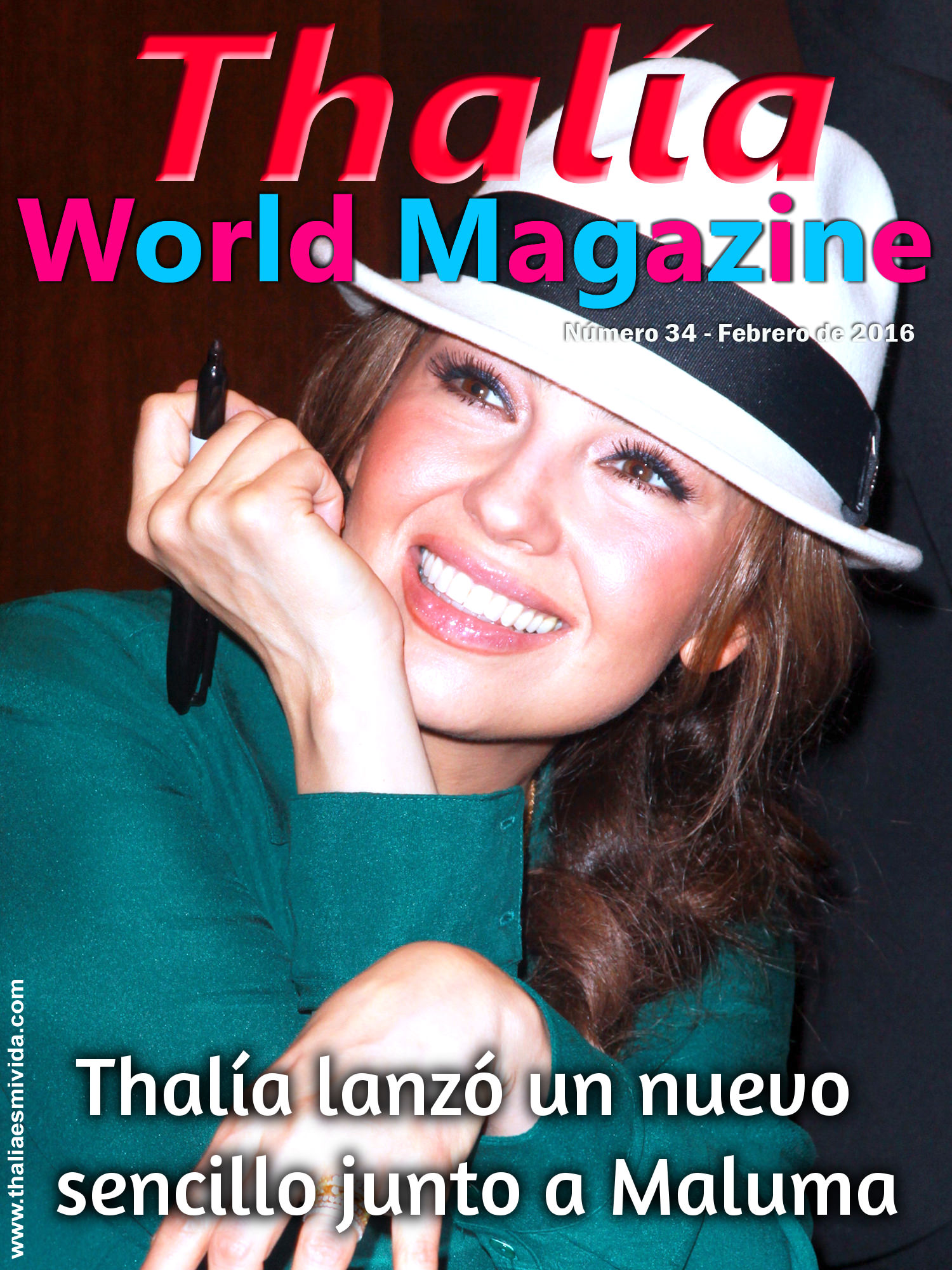Thalia World Magazine 34