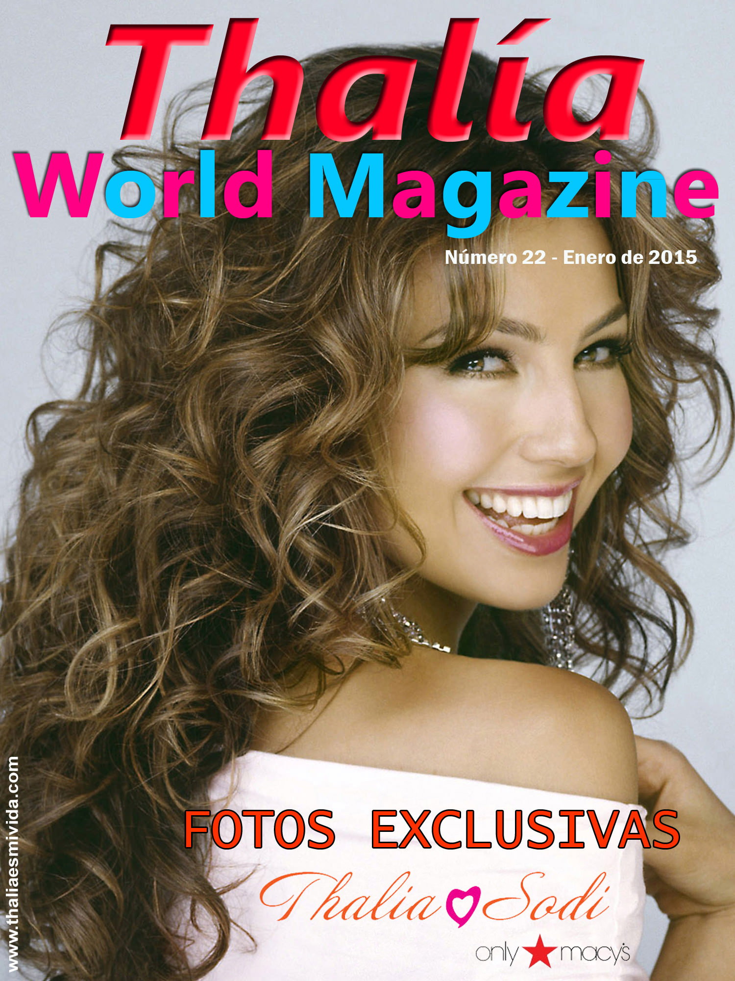 Thalia World Magazine 22