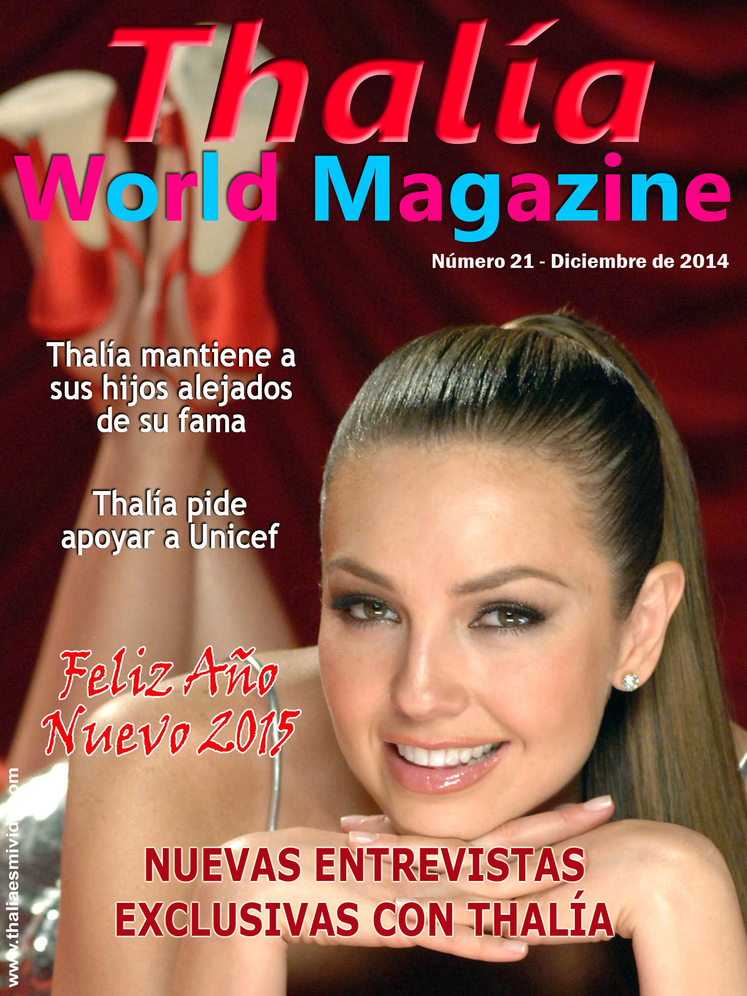 Thalia World Magazine 21