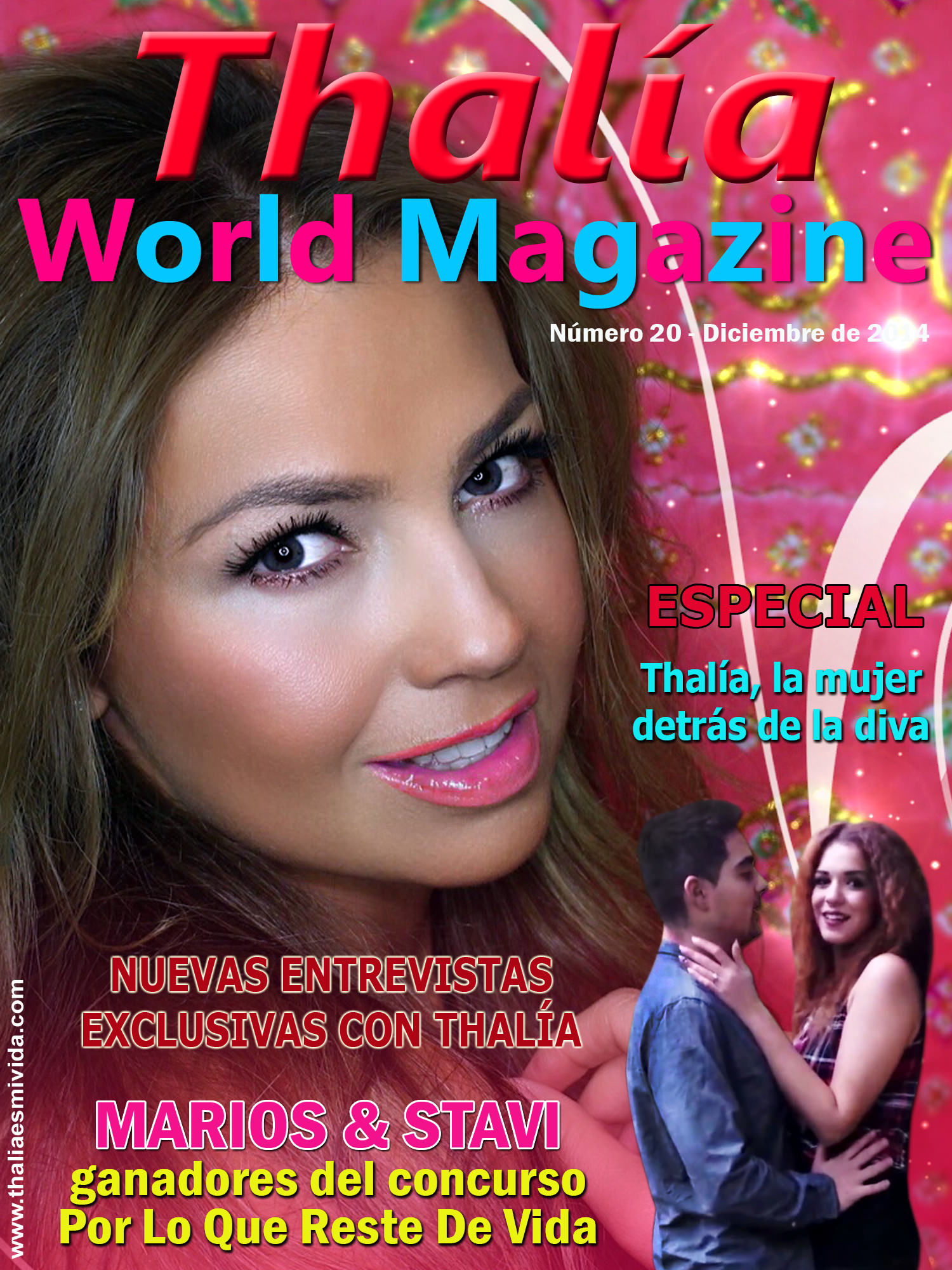 Thalia World Magazine 20