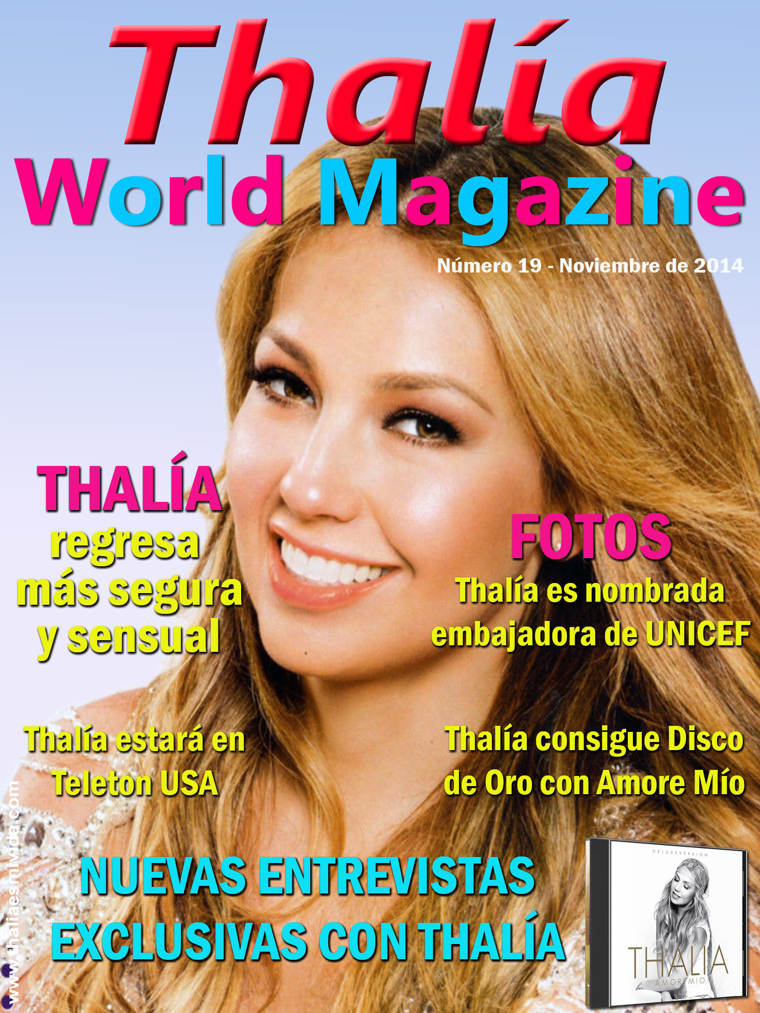 Thalia World Magazine 19