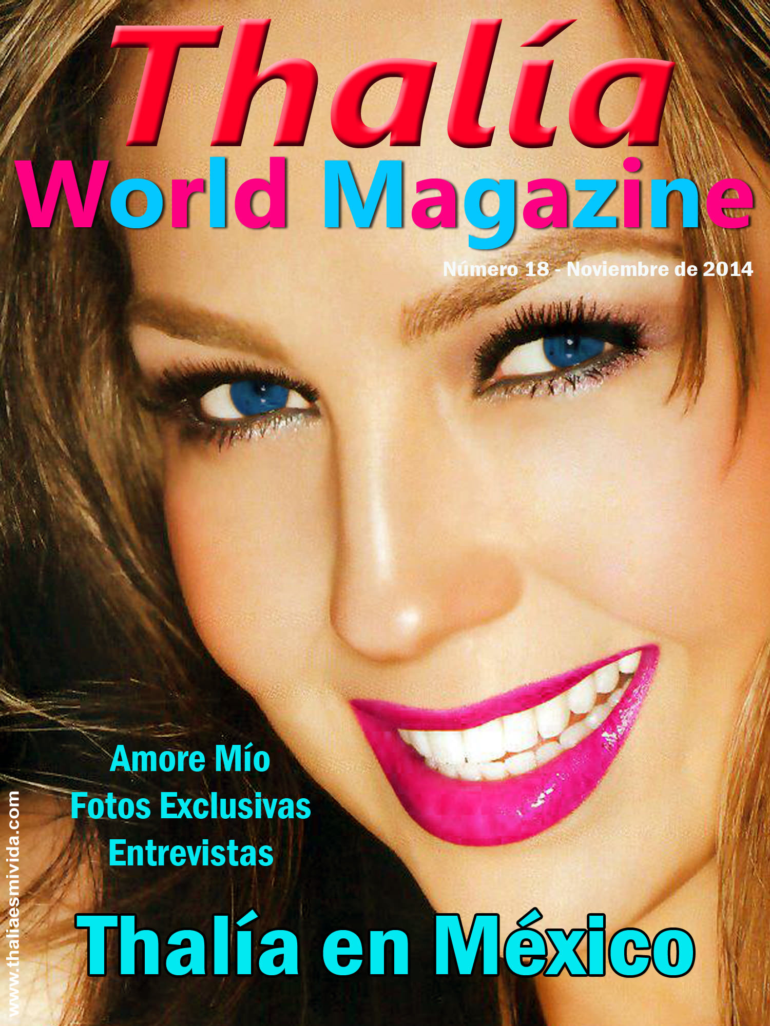 Thalia World Magazine 18