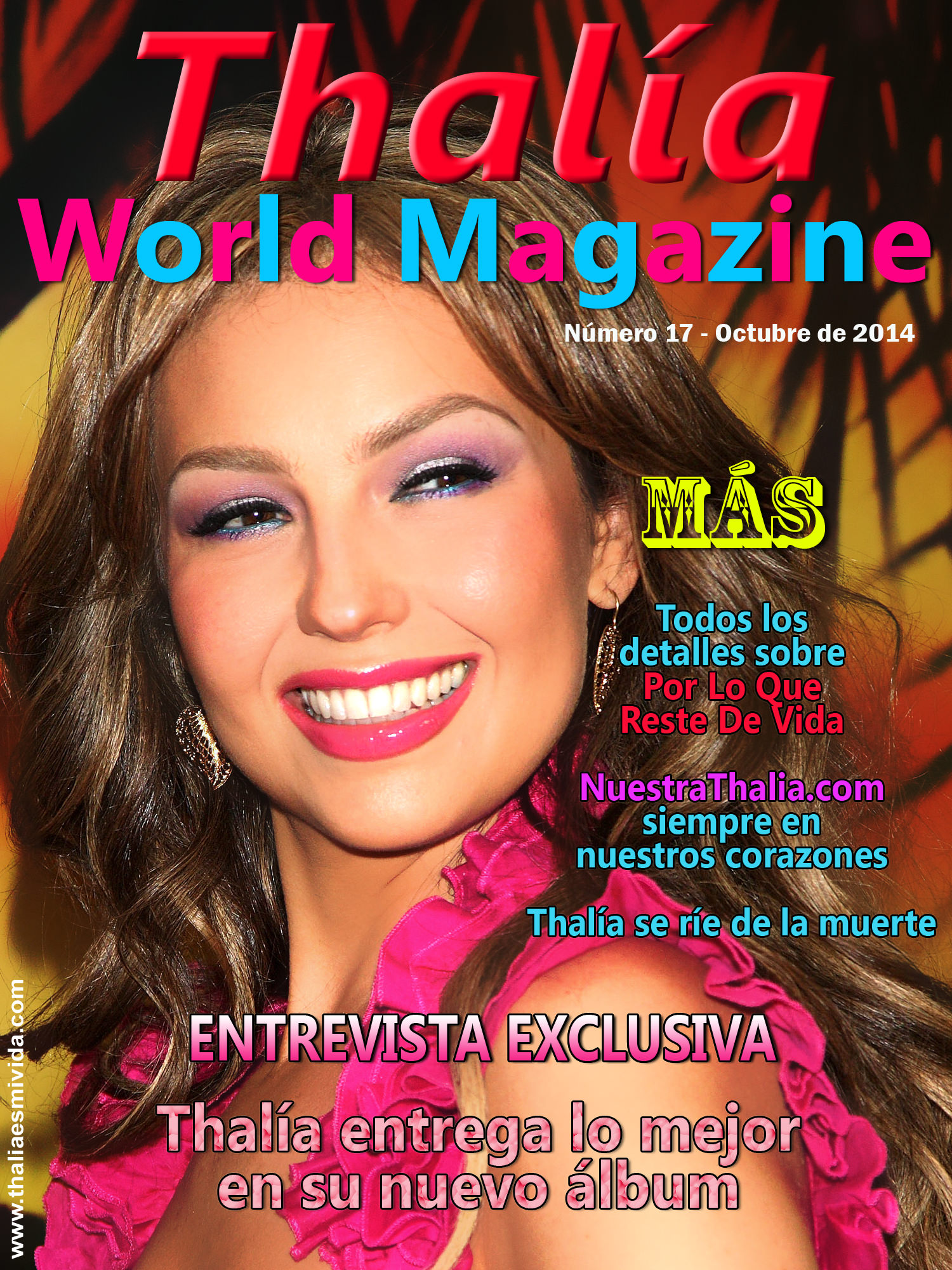 Thalia World Magazine 17