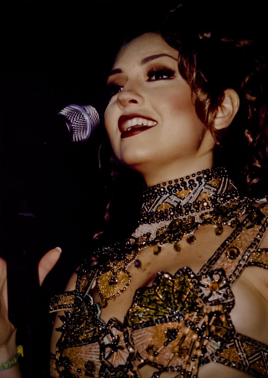 Thalia Argentina 1998