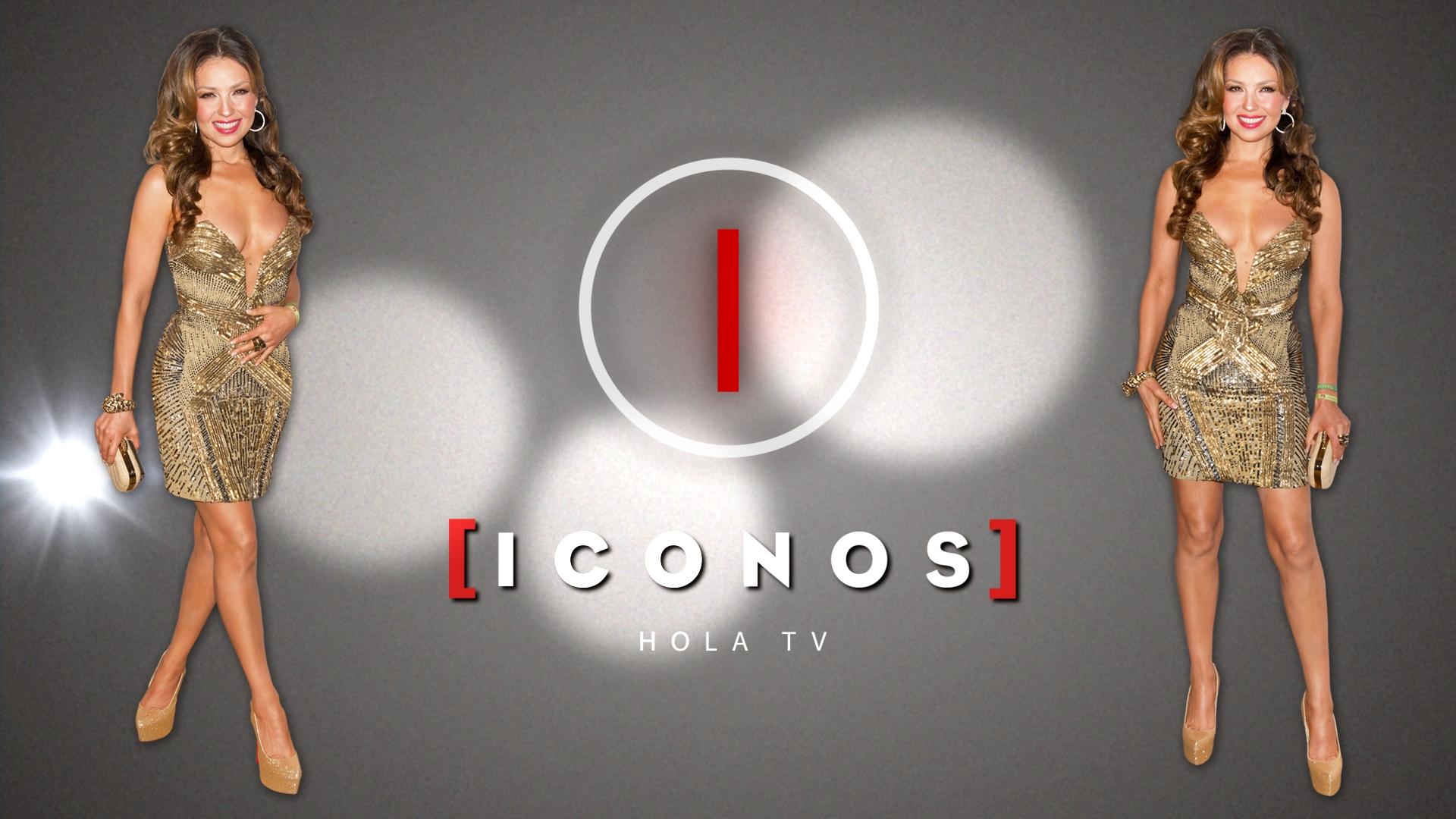 Thalia Iconos Hola