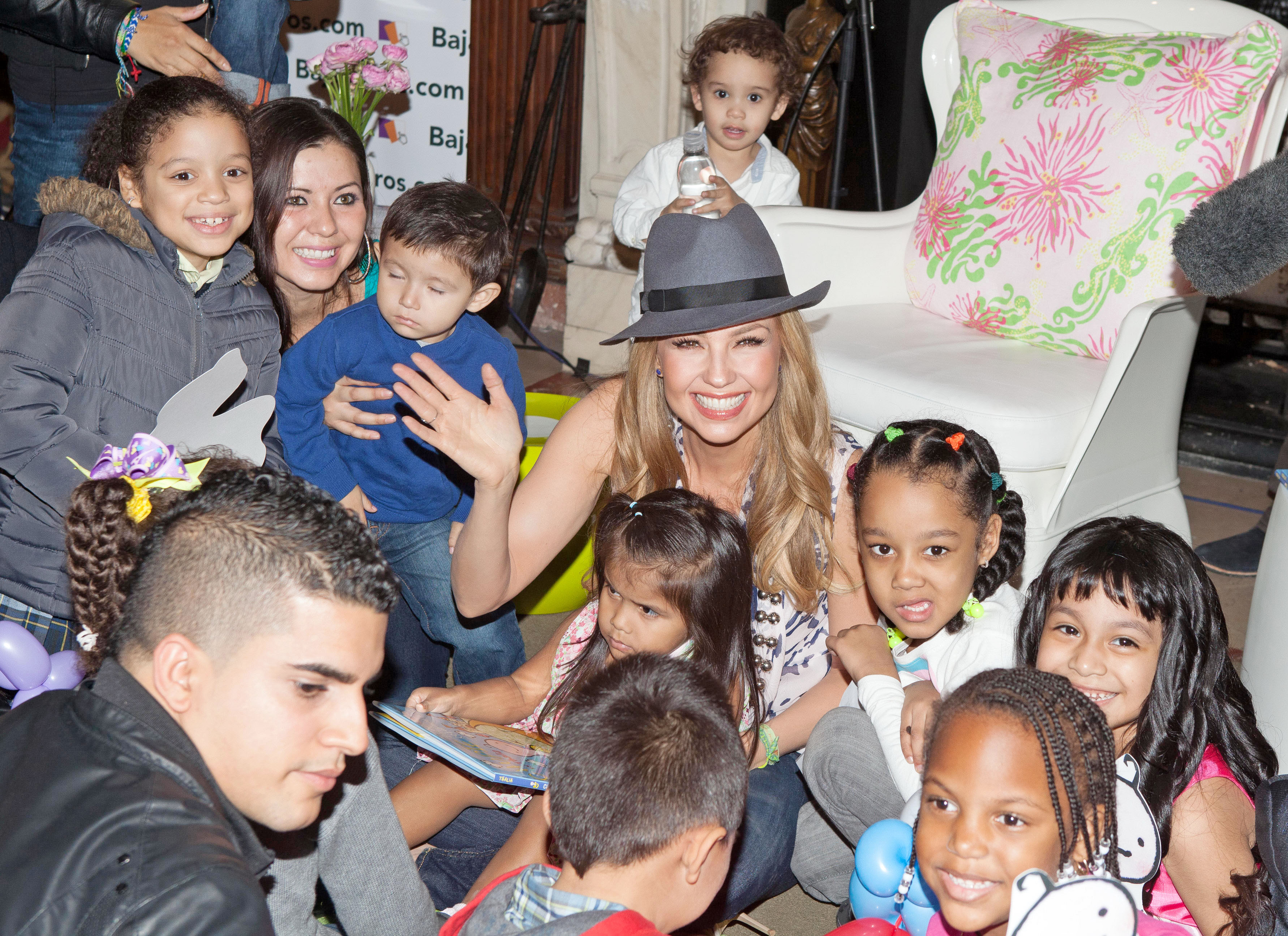 Thalia's Children's Book Launch Party NY