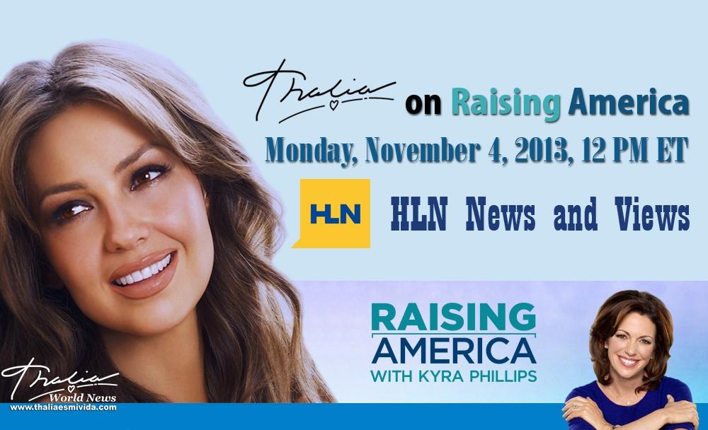 Thalia Raising America