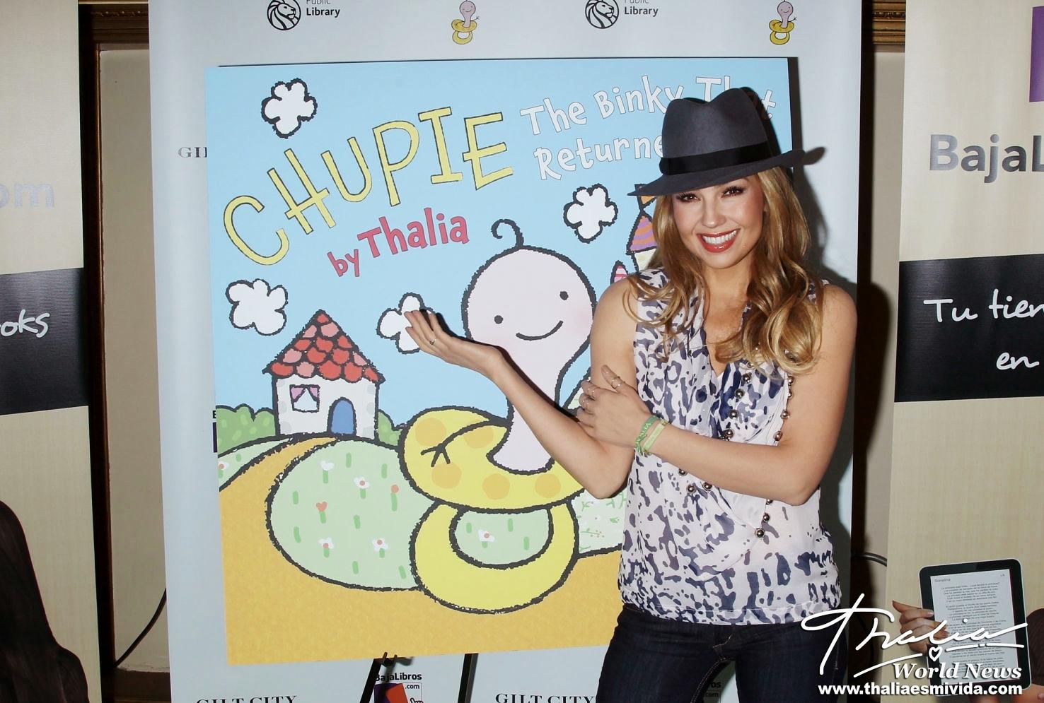 Thalia Chupie