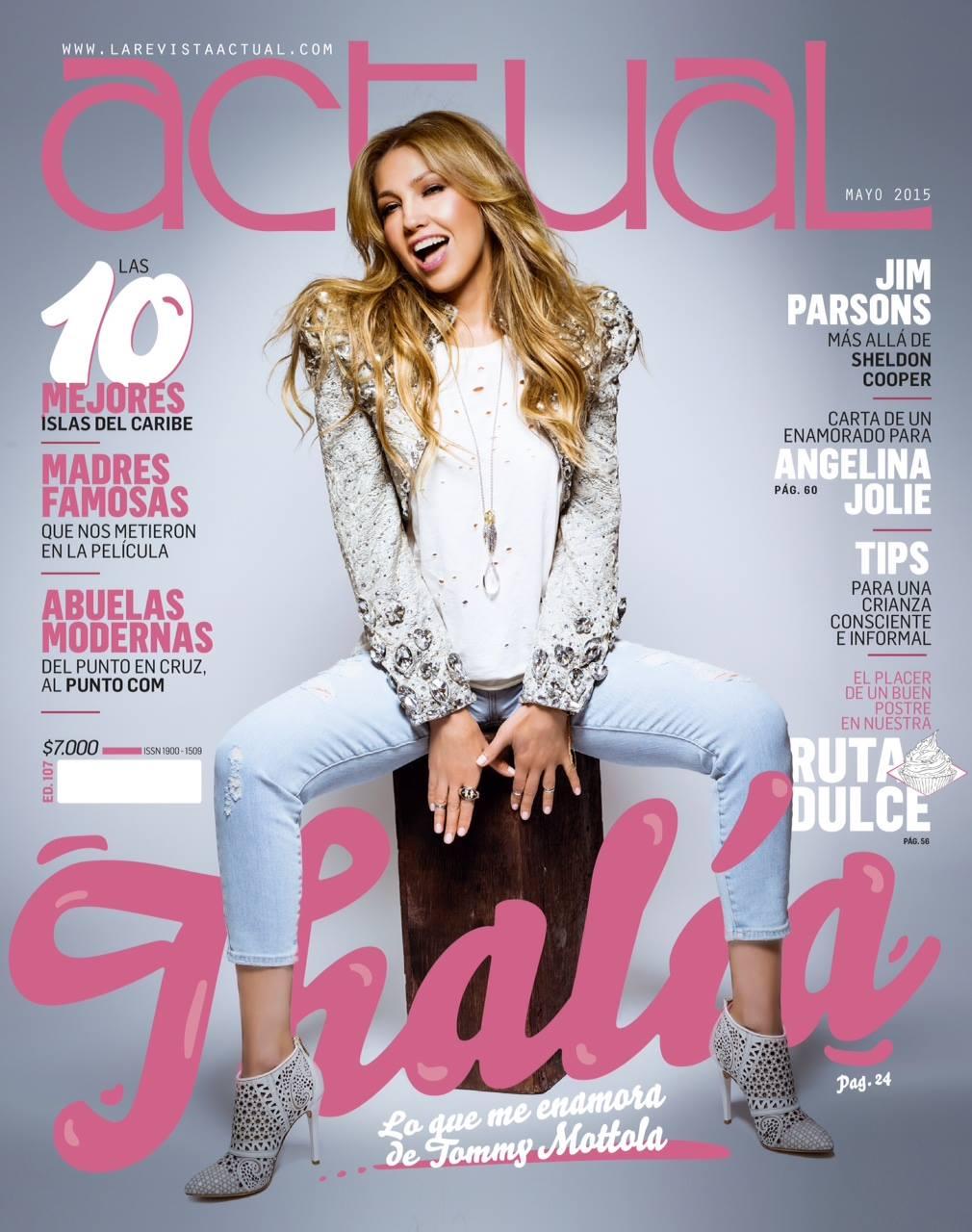 Thalia Revista Actual