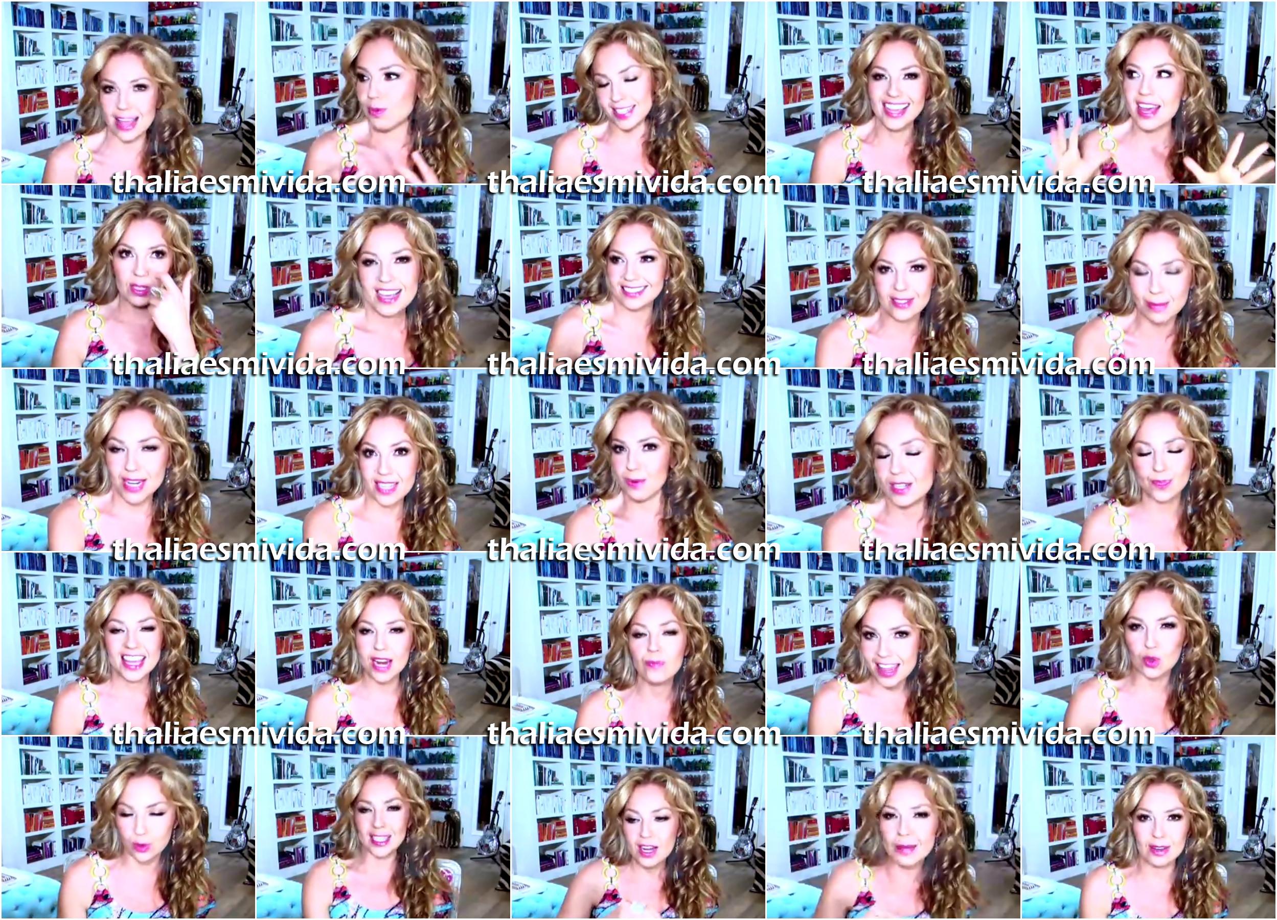 Thalia Clarin Extra Show