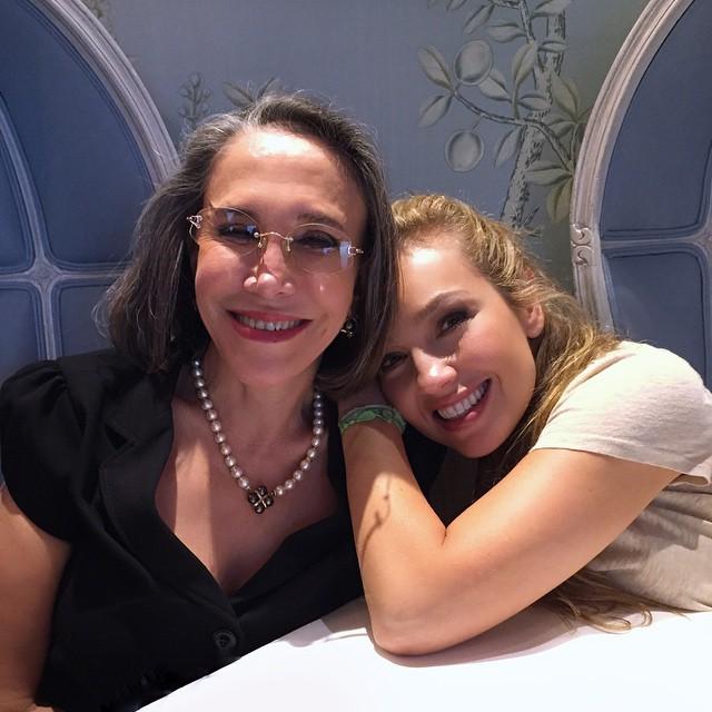 Thalía presume su amistad con Florinda Meza