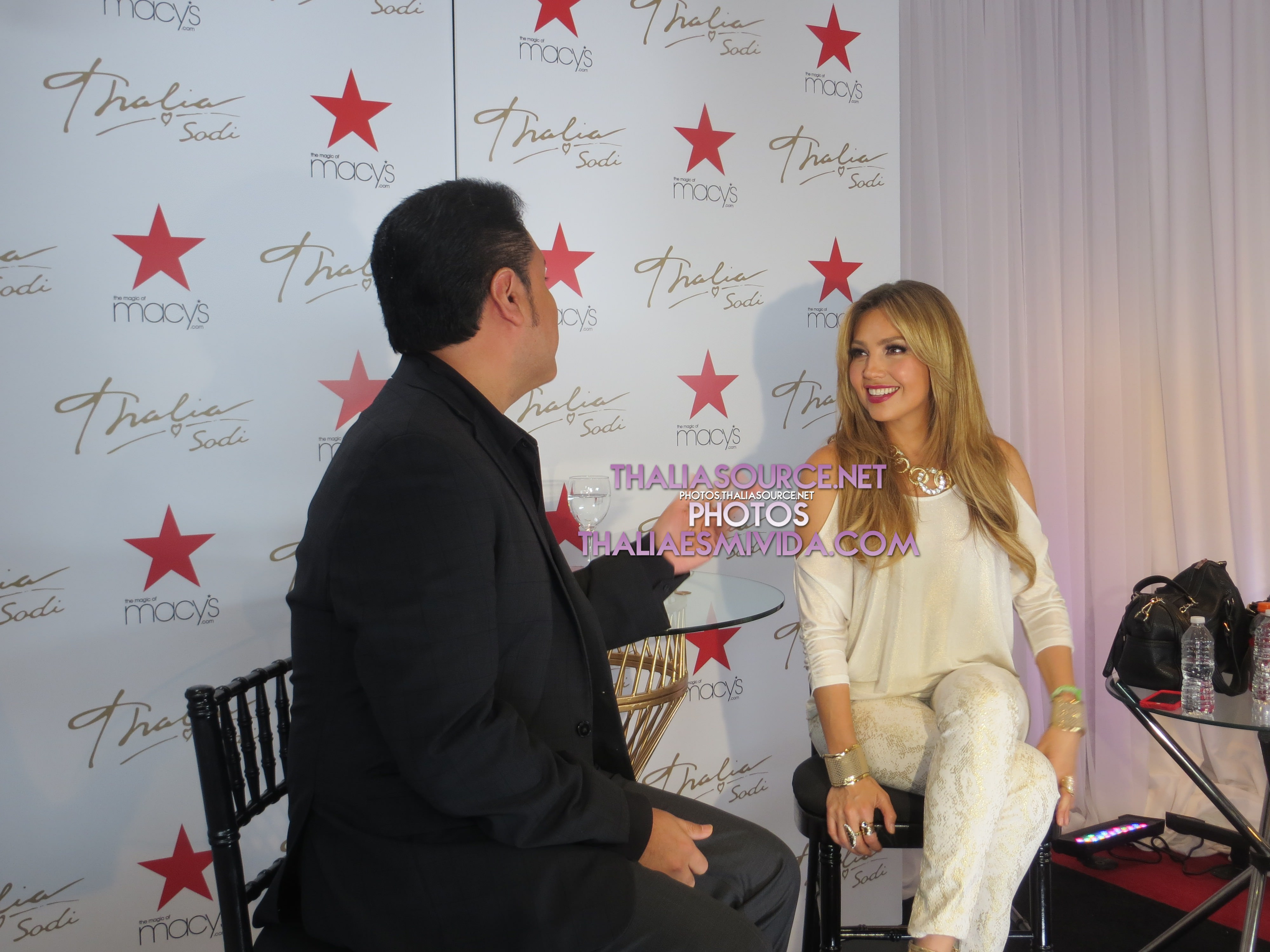 Thalia en Chicago