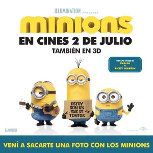 Minions Poster (2)