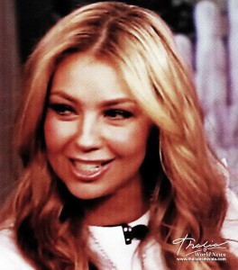 Thalia on The View (1)