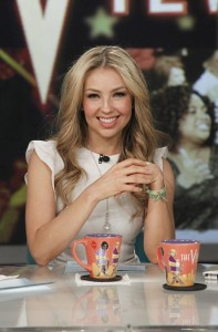 Thalia on The View (10)