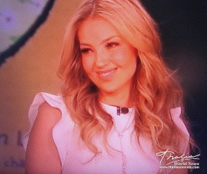Thalia on The View (5)