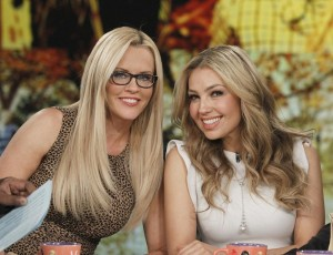 Thalia on The View (8)